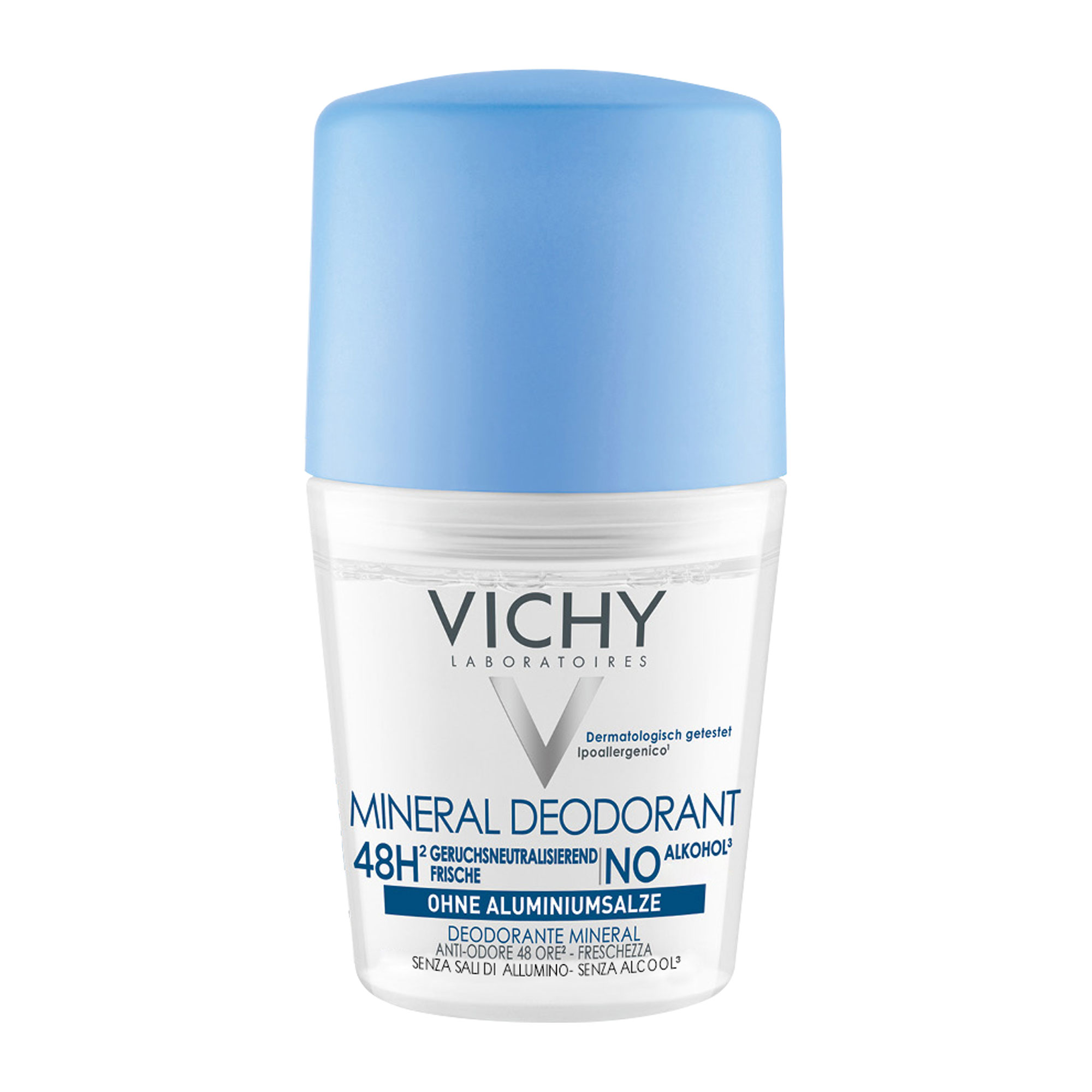 Vichy 48h Mineral Deo Roll-on ohne Aluminiumsalze