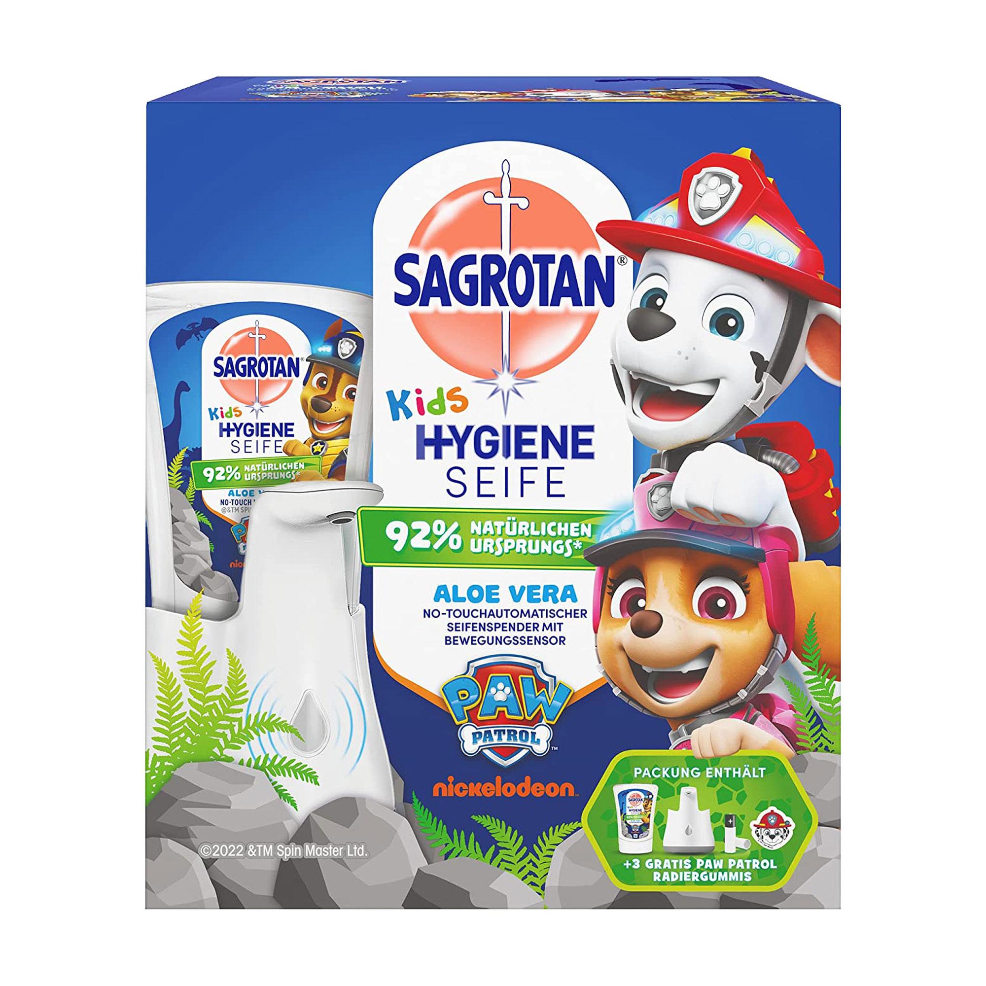 Sagrotan KIDS No-Touch Automatischer Seifenspender