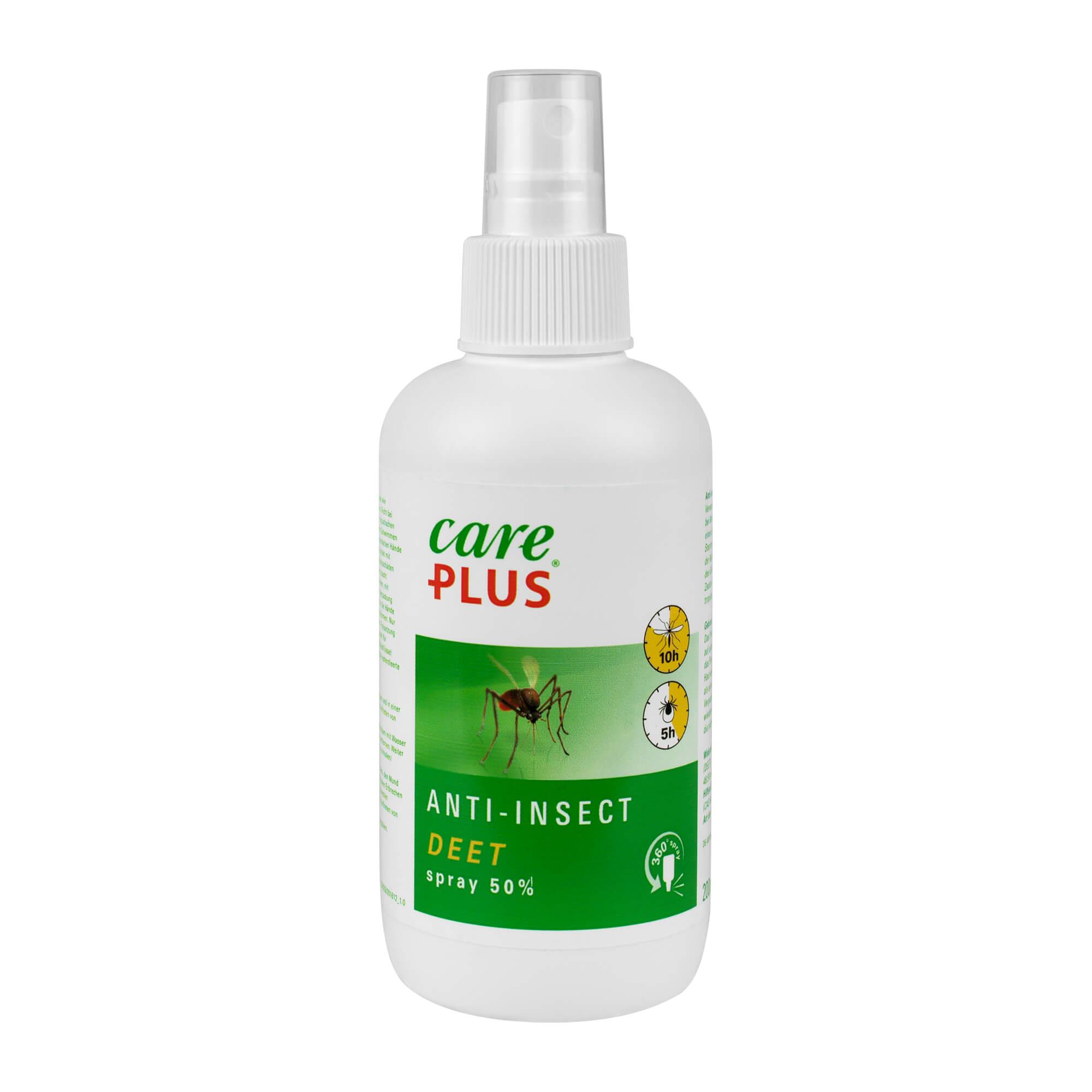 Care Plus Anti-Insect Dett Spray 50 %