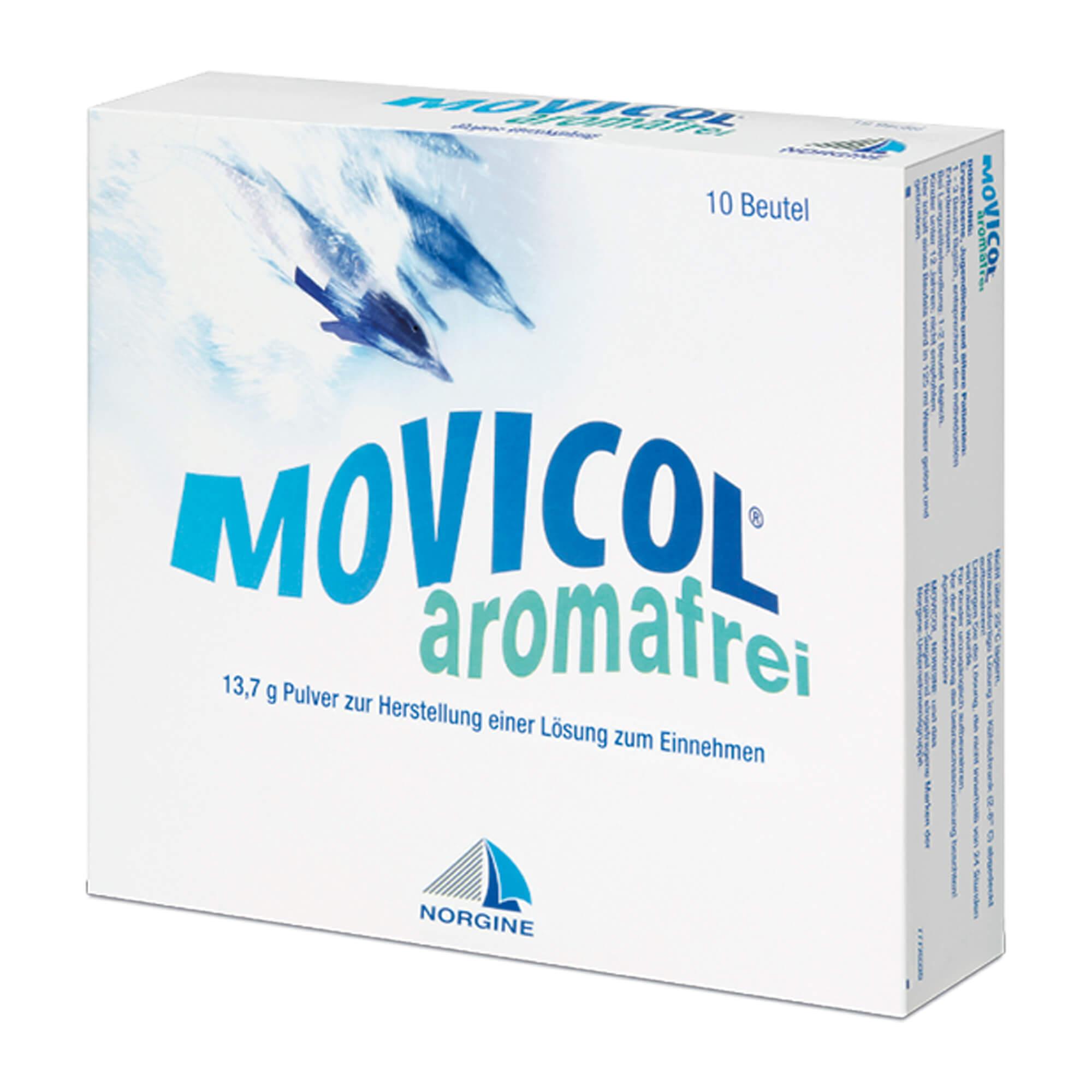 Movicol aromafrei Pulver zur Herstellung einer Lösung