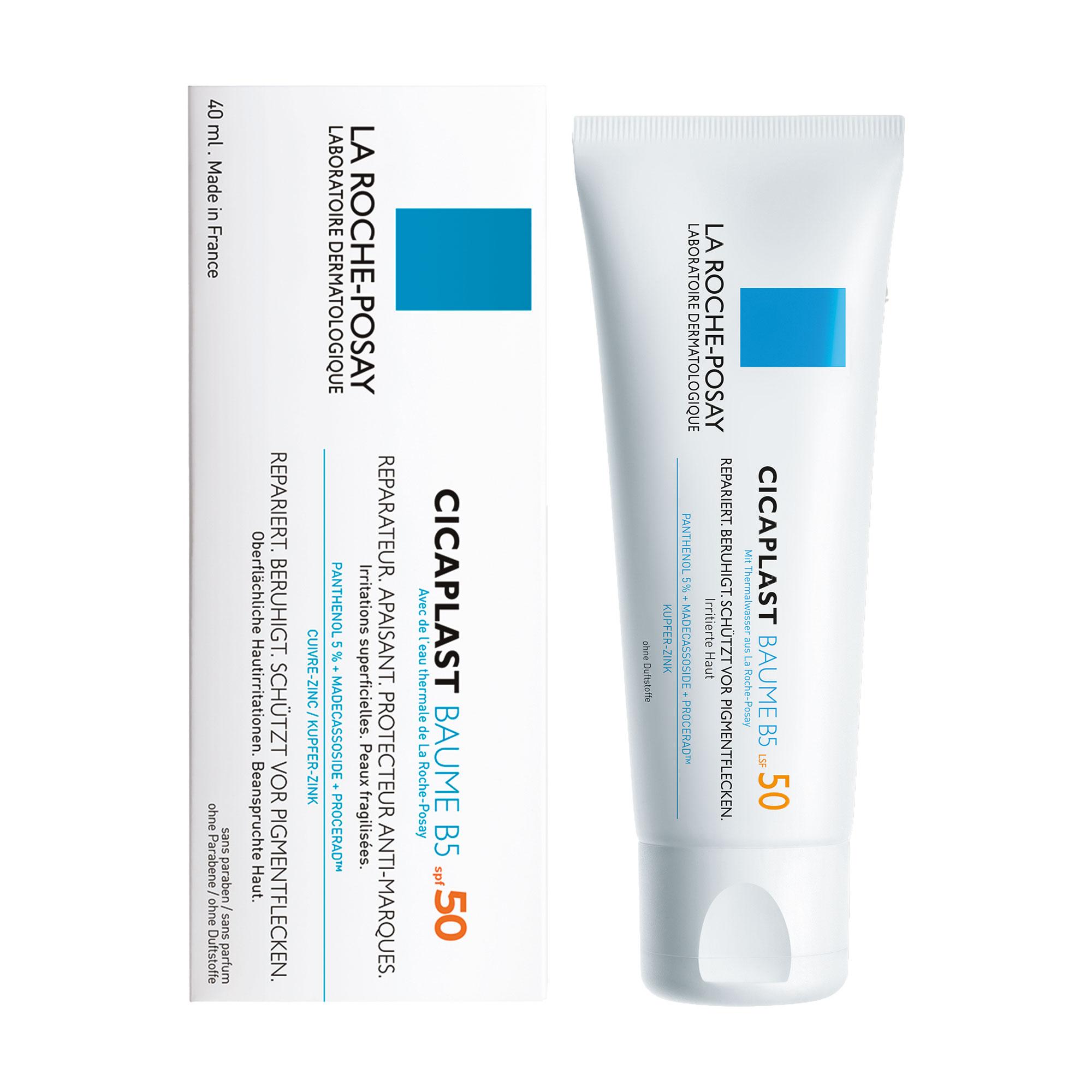 Roche Posay Cicaplast Baume B5 LSF 50 Balsam irritierte Haut