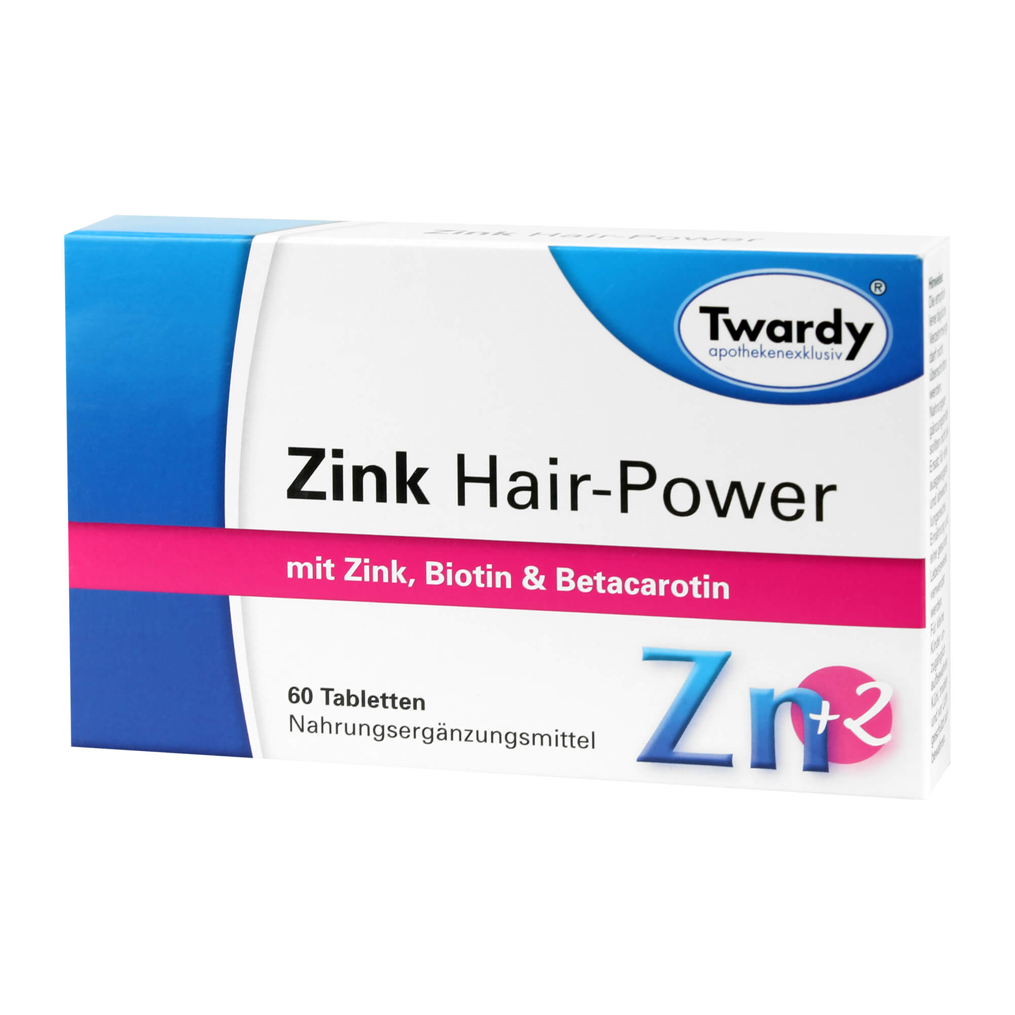 Zink Hair-Power Tabletten
