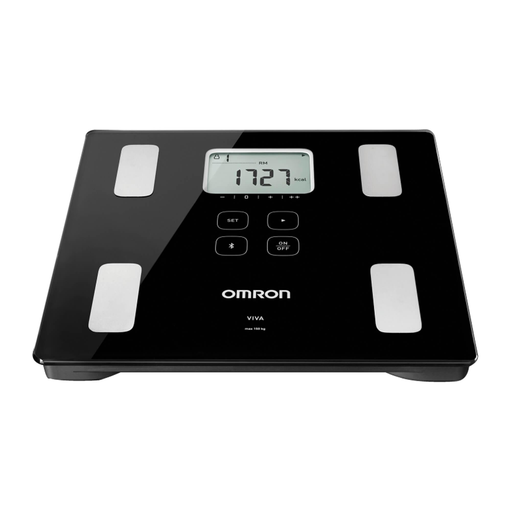 OMRON VIVA HBF-222T-EBK Körperanalysegerät