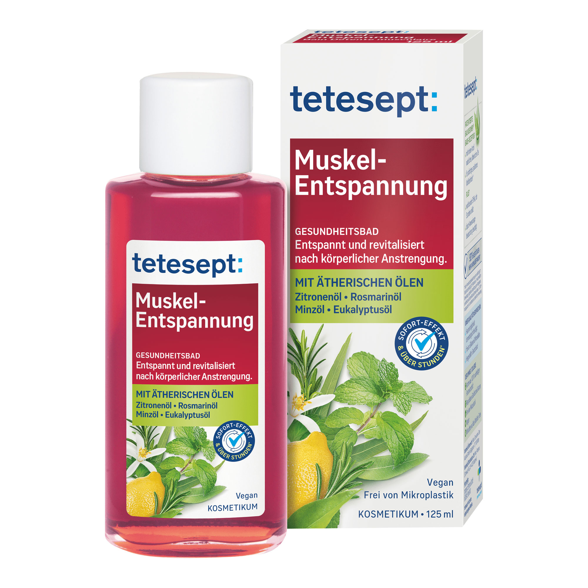 Tetesept Muskel Entspannungs Bad