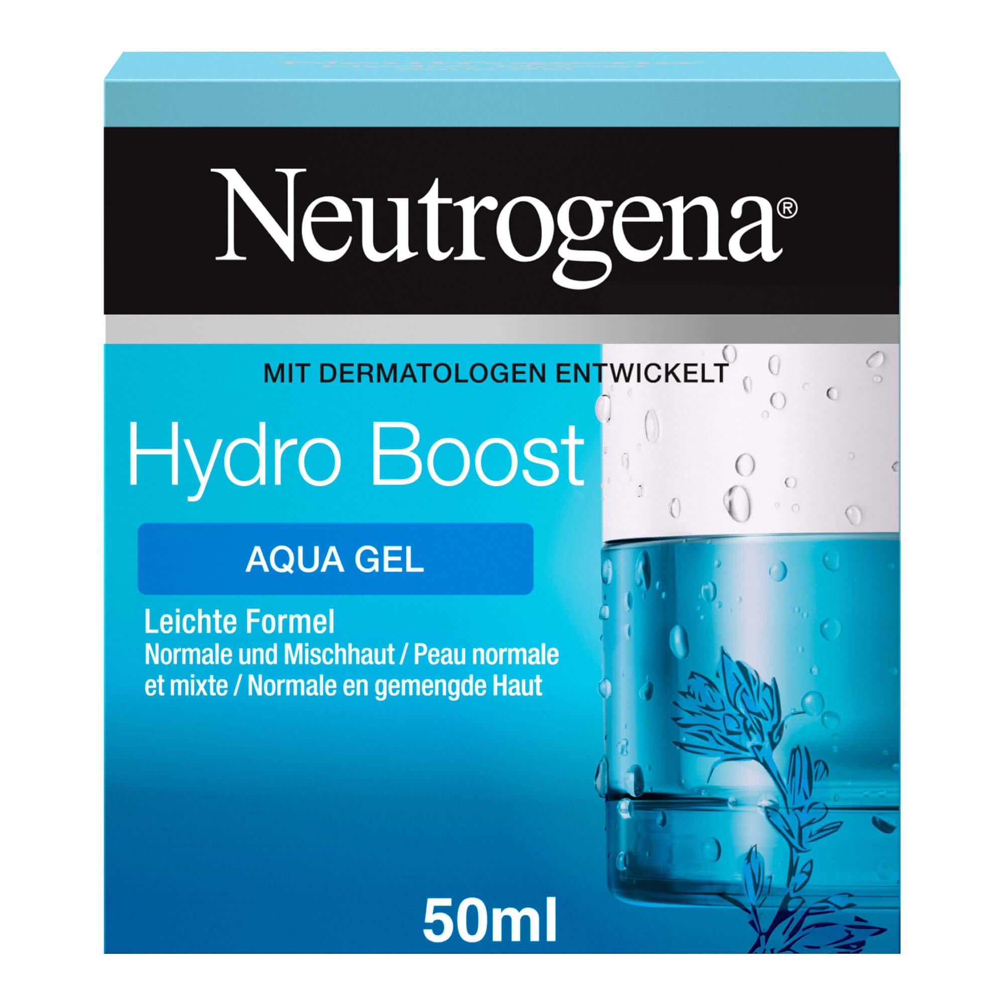 Neutrogena Hydro Boost Aqua Gel Creme Gesicht