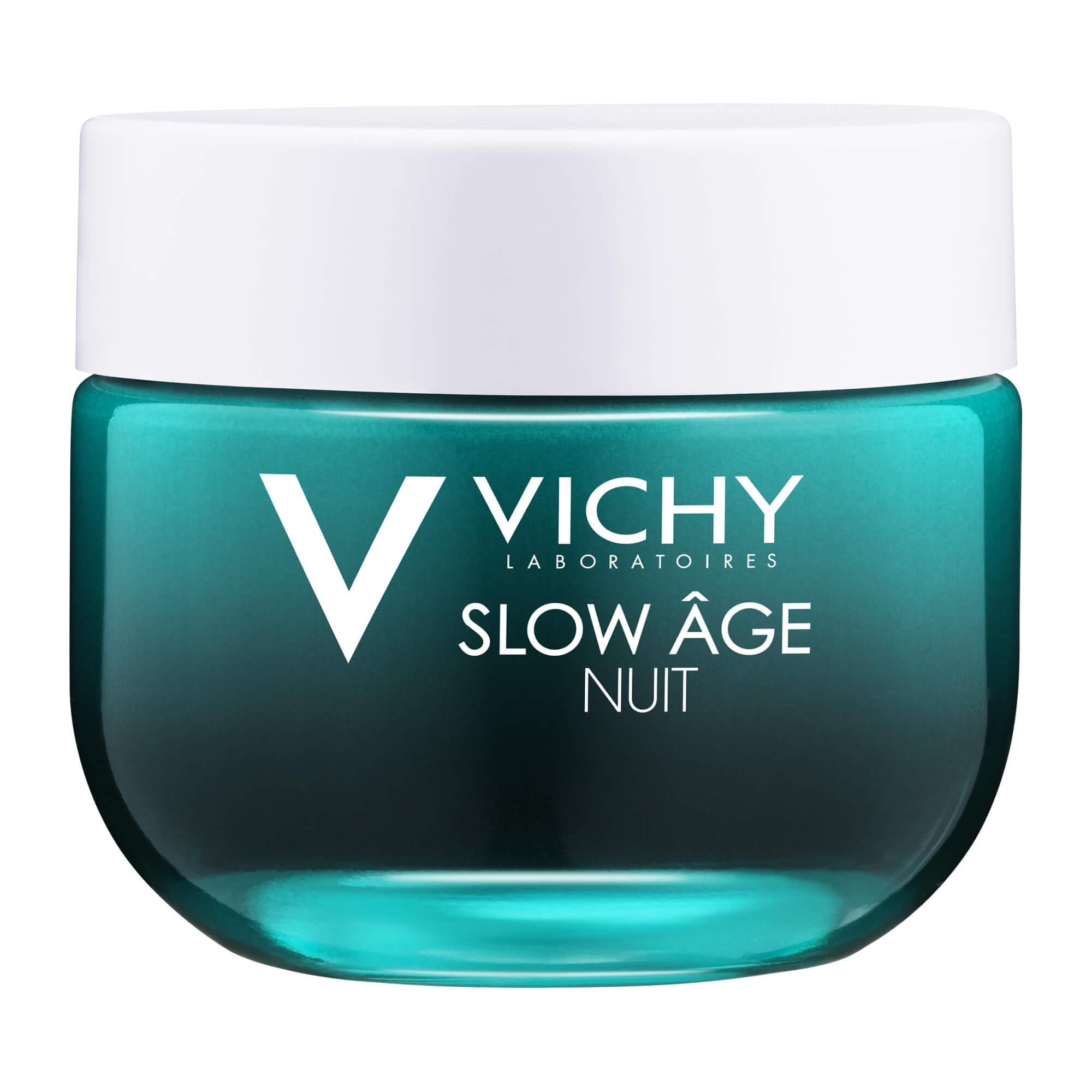 Vichy Slow Age Nacht Creme und Maske