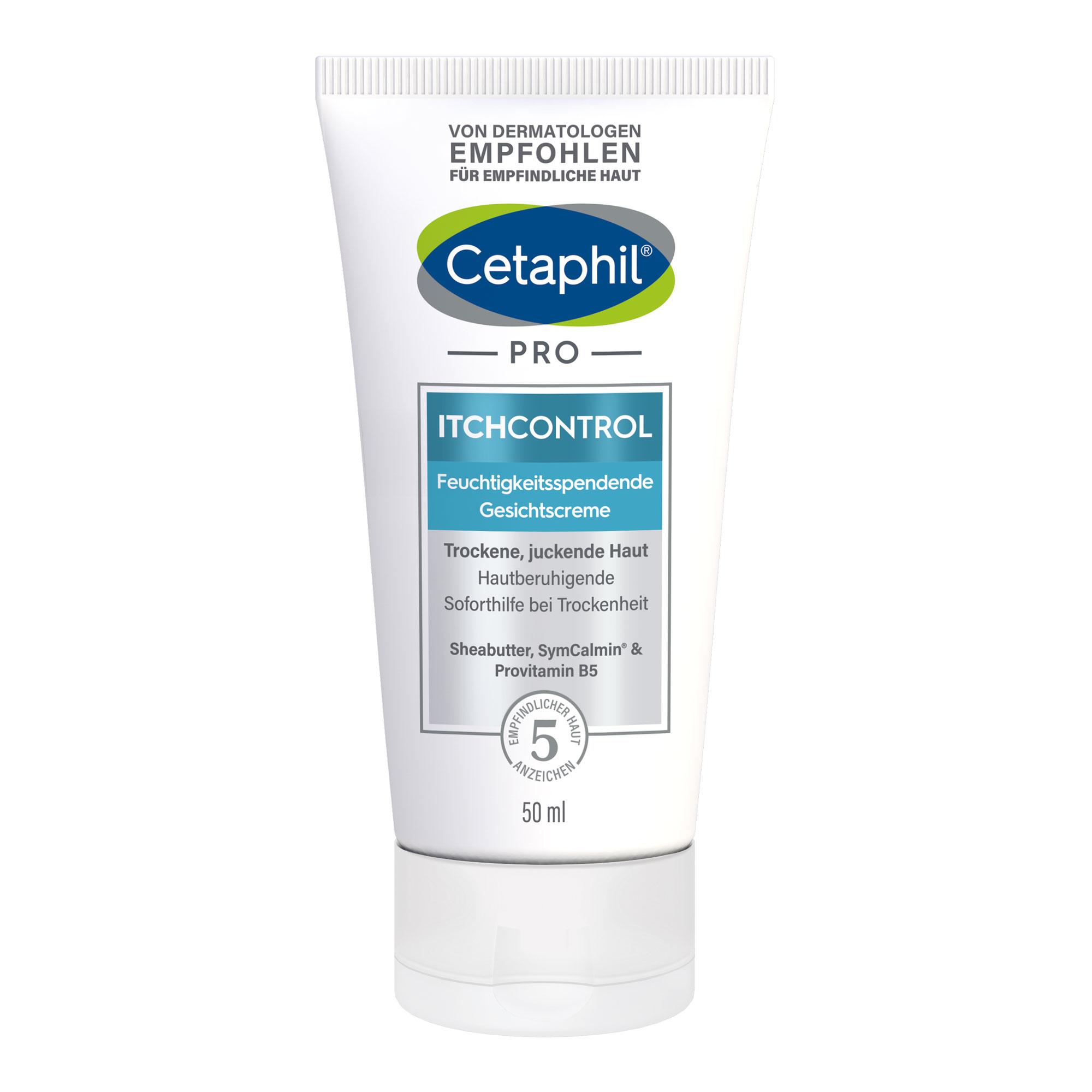 Cetaphil PRO Itch Control Feuchtigkeitssp. Gesichtscreme