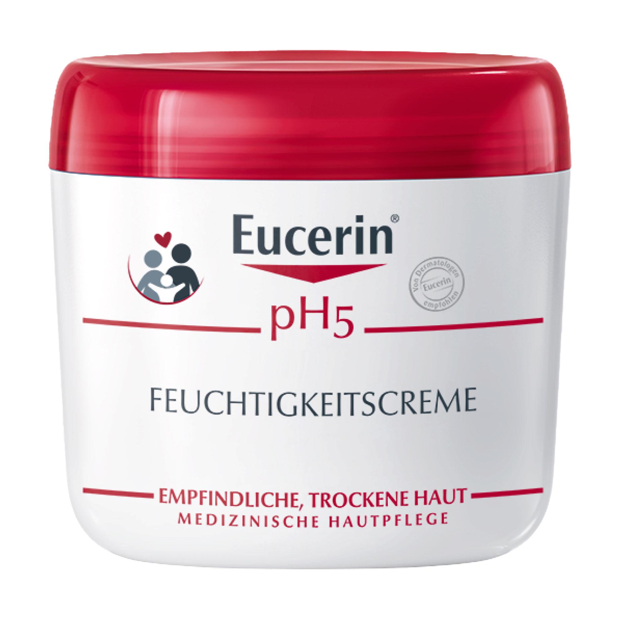 Eucerin pH5 Soft Körpercreme