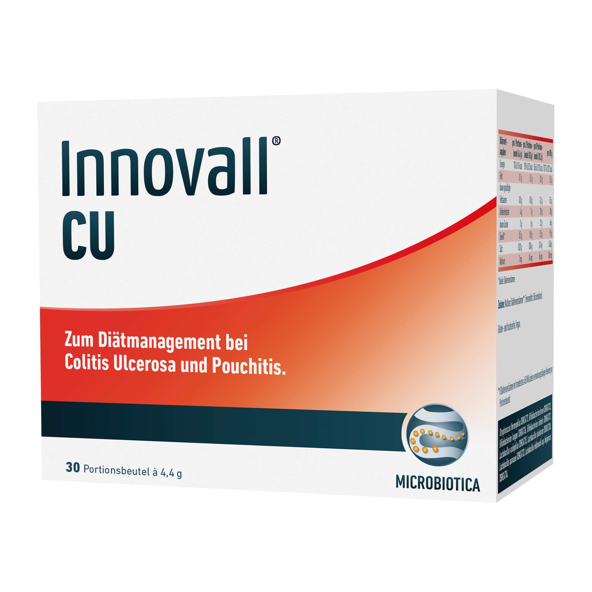 Innovall Microbiotic CU Pulver