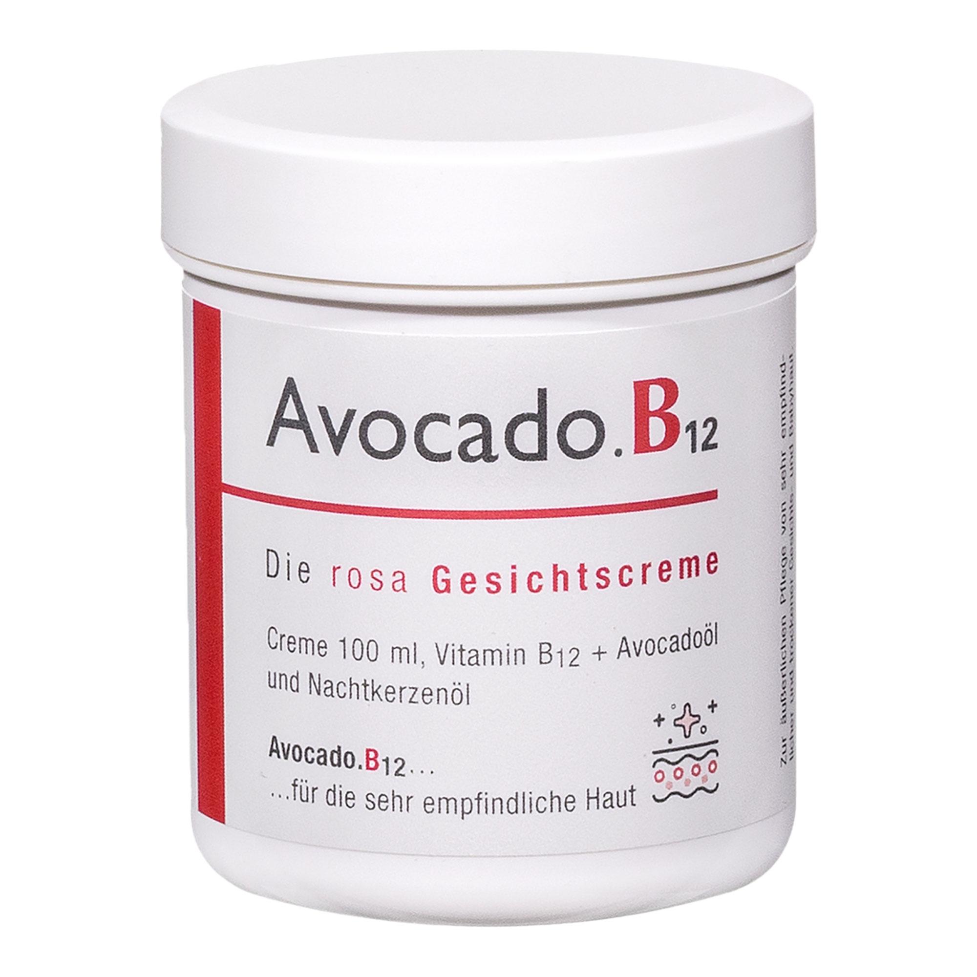 Avocado.B12 Gesichtscreme