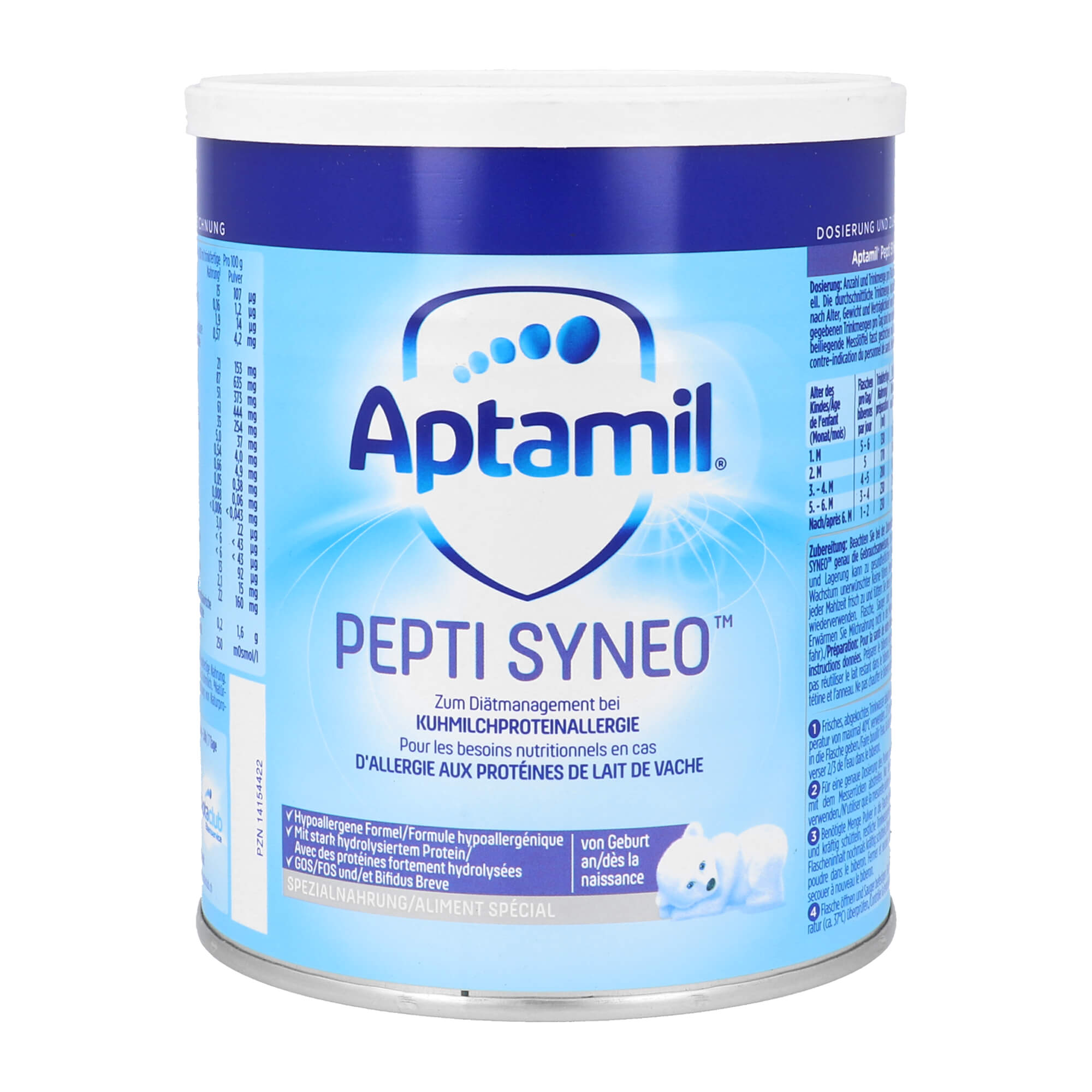 Aptamil Pepti Syneo Pulver