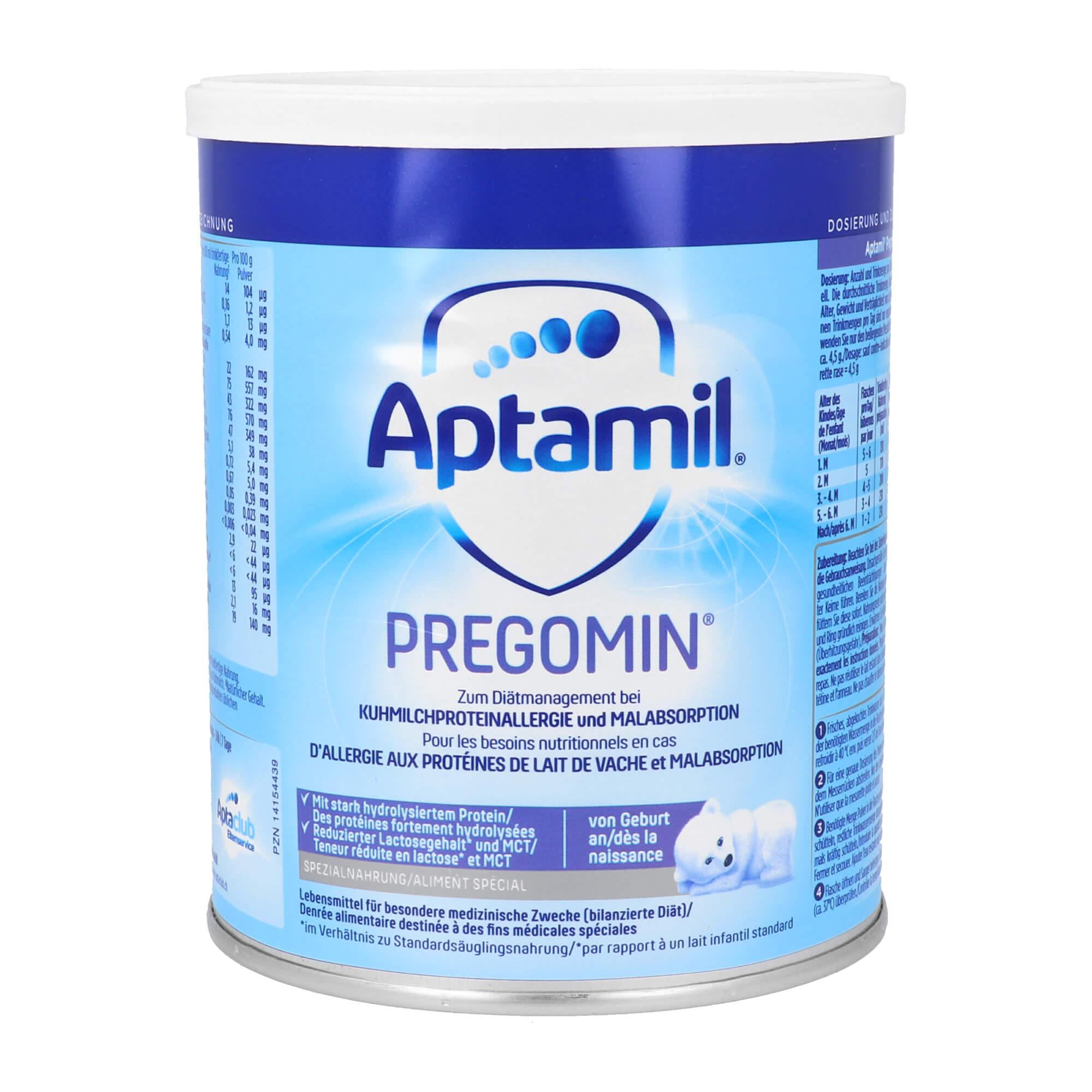 Aptamil Pregomin Pulver