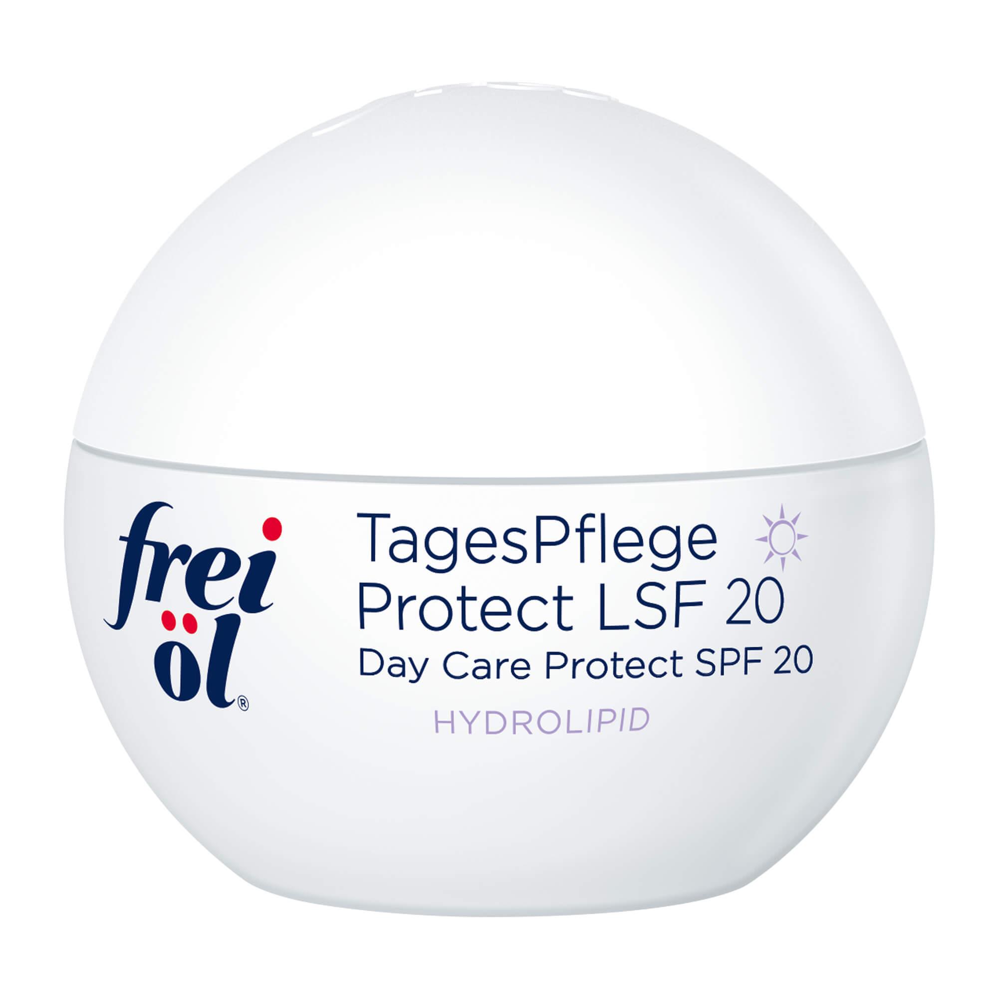 Frei Öl Hydrolipid TagesPflege Protect LSF 20 Creme