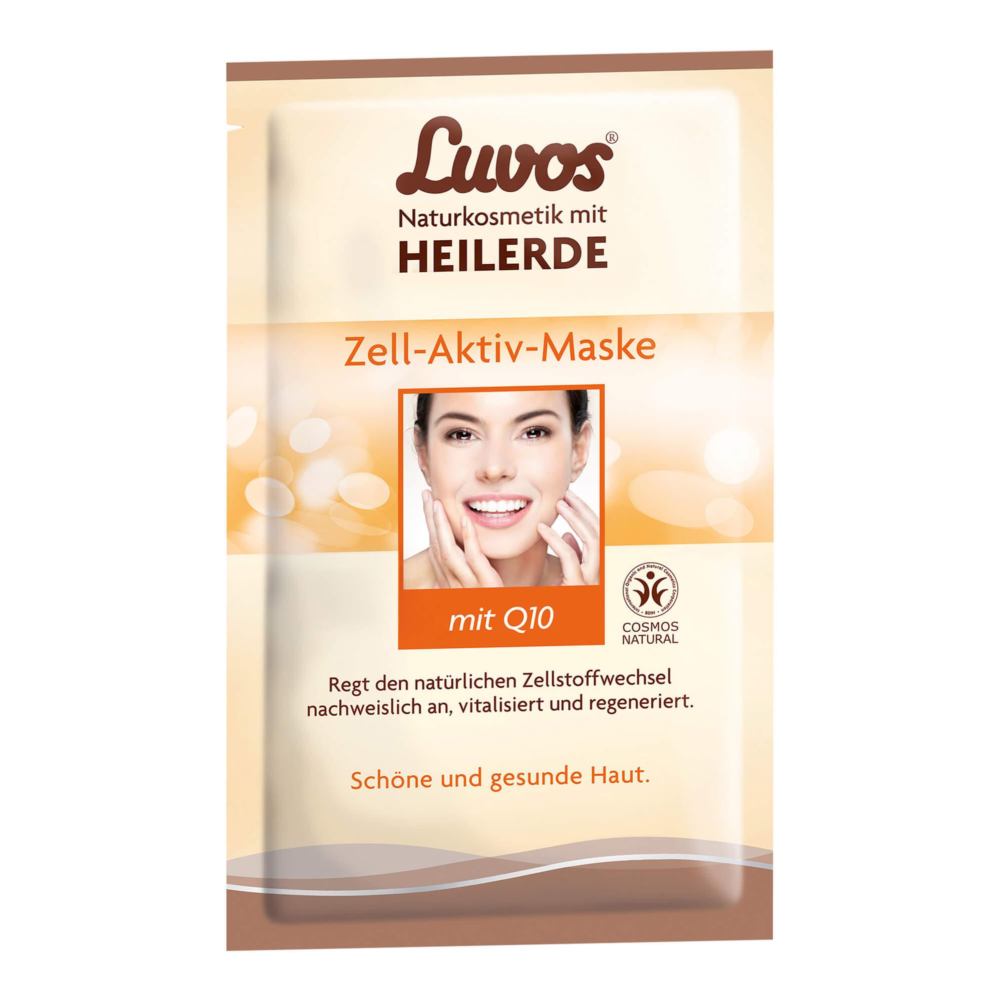 Luvos Heilerde Zell-Aktiv-Maske
