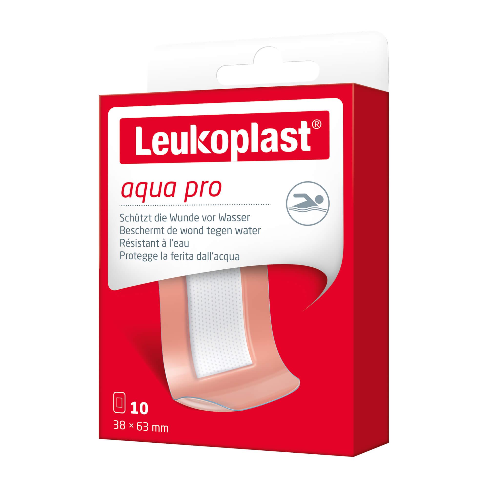 Leukoplast Aqua Pro 38 mm x 63 mm