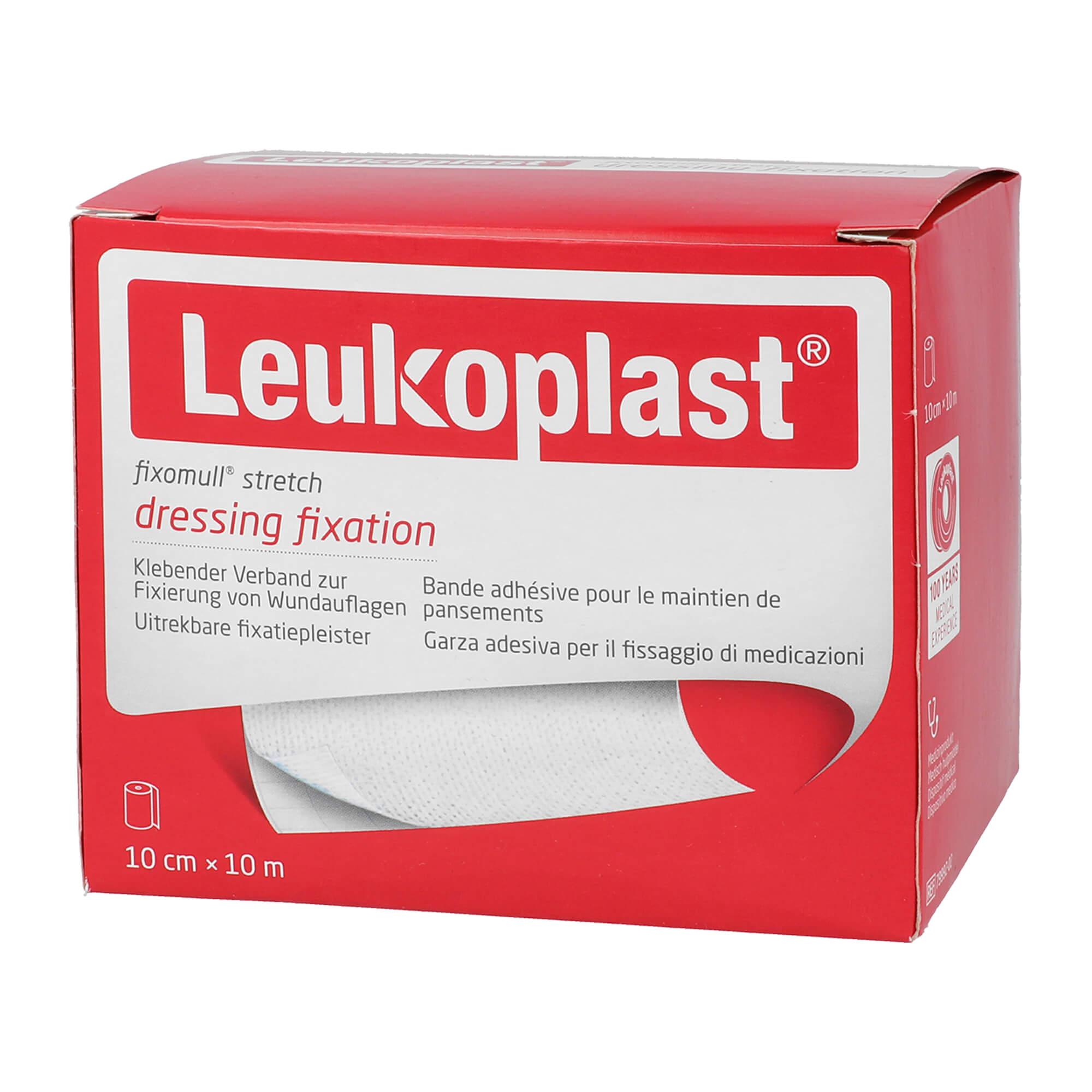 Leukoplast Fixomull stretch 10 cm x 10 m