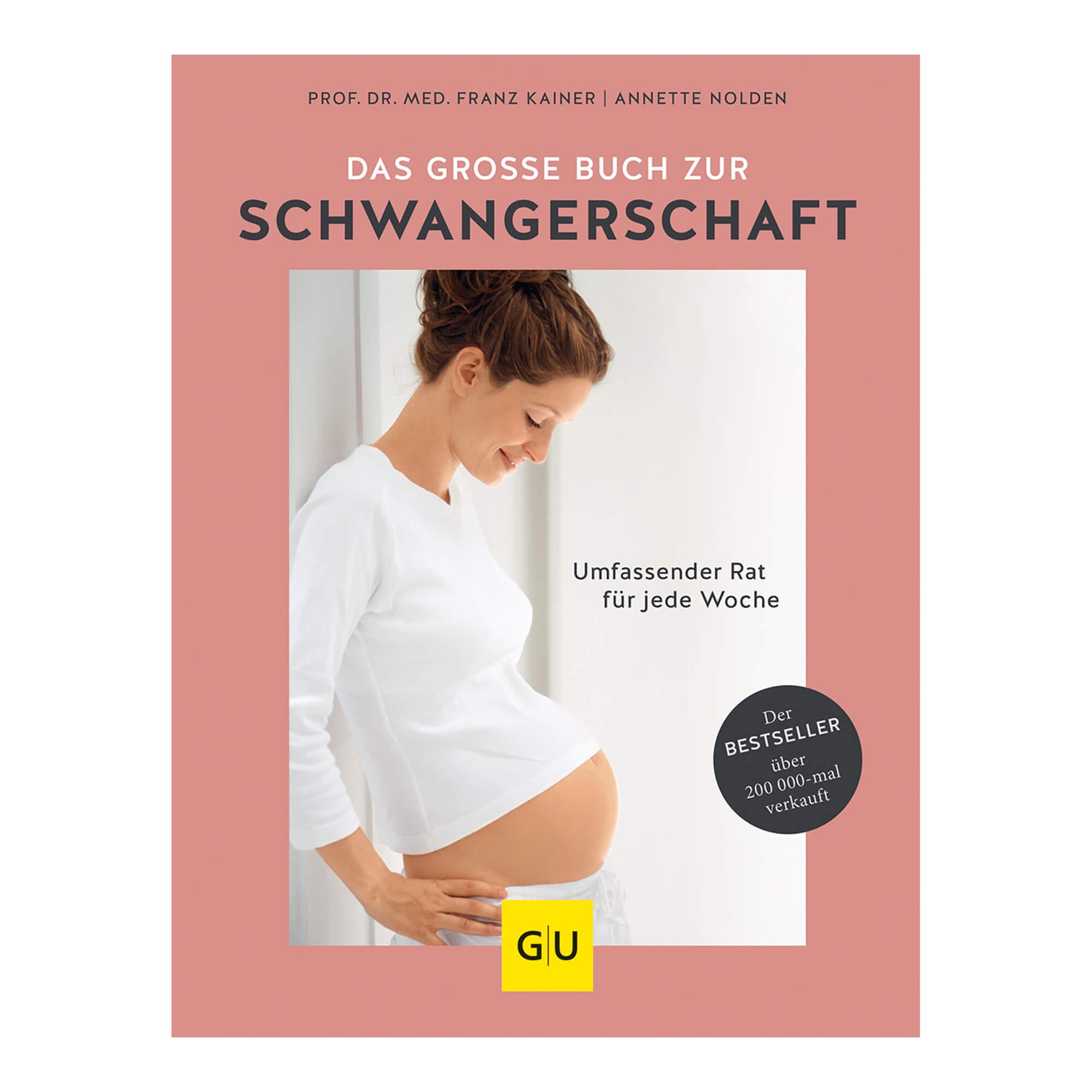 GU Das große Buch zur Schwangerschaft