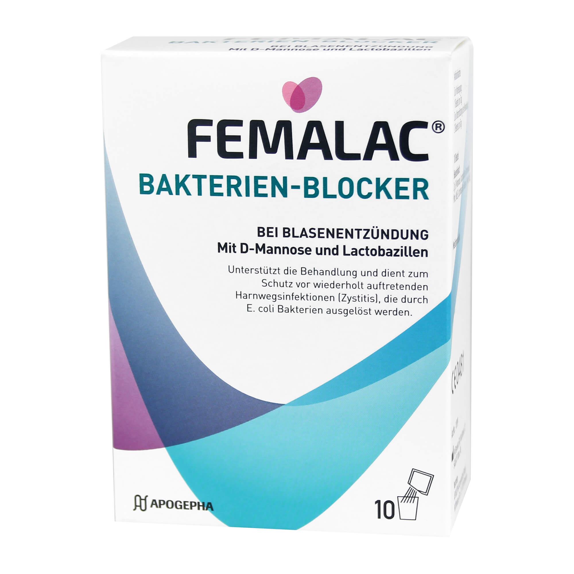FEMALAC Bakterien-Blocker Beutel