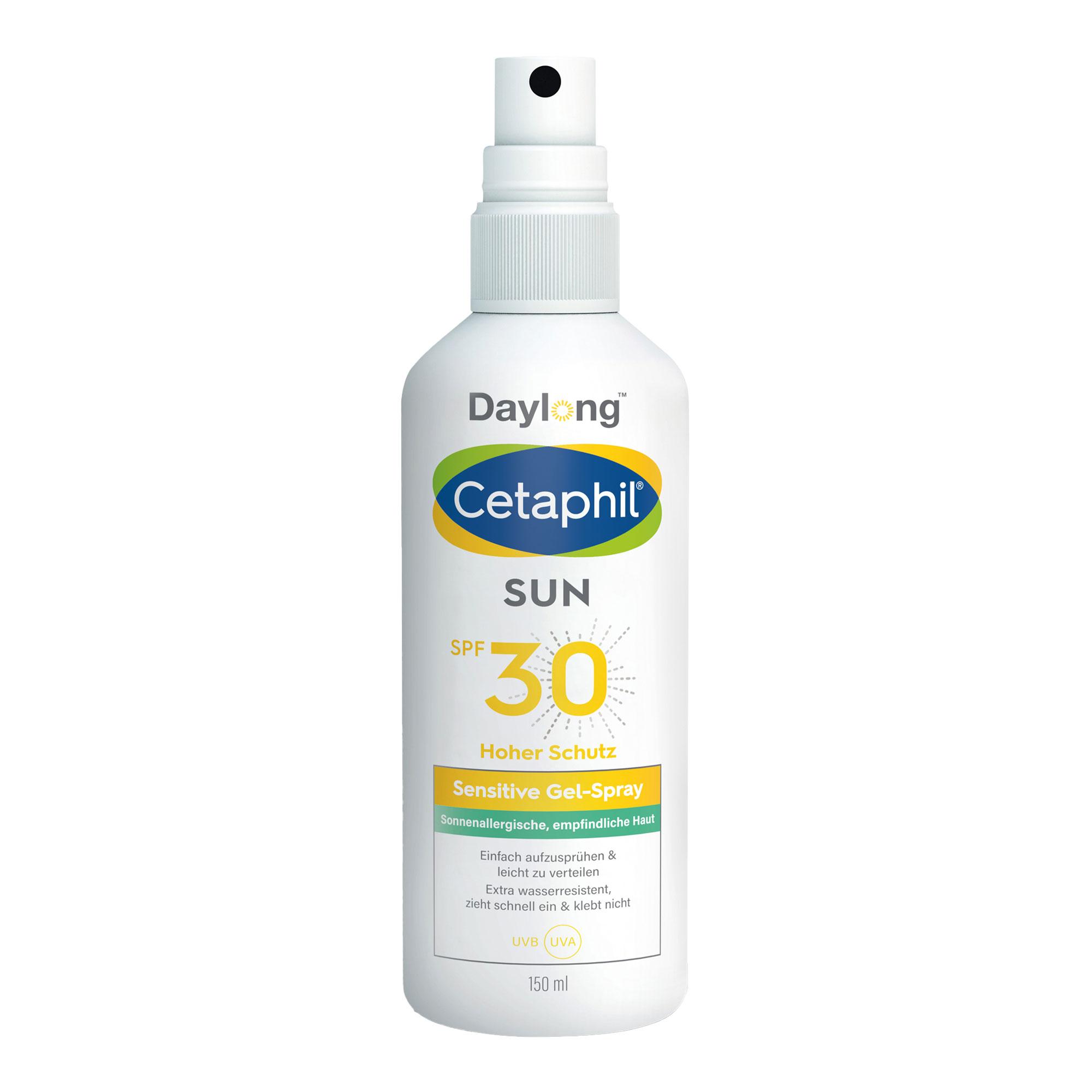 Cetaphil Sun Daylong SPF 30 sensitive Gel-Spray