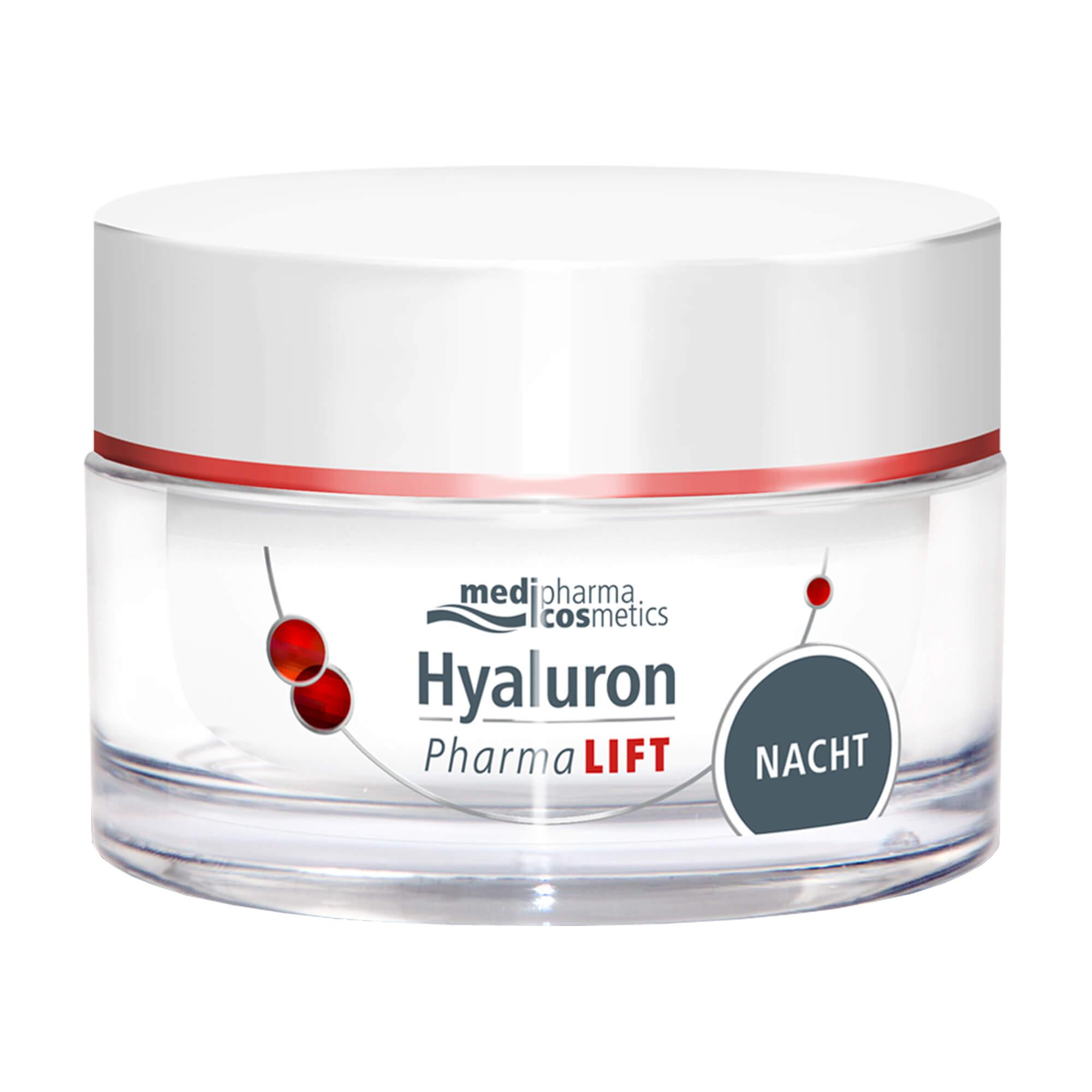 Hyaluron PharmaLIFT Nacht Creme