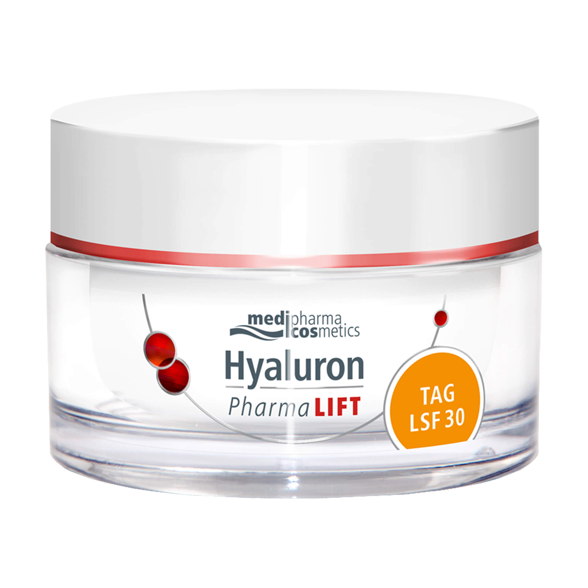 Hyaluron PharmaLIFT Tag Creme LSF 30
