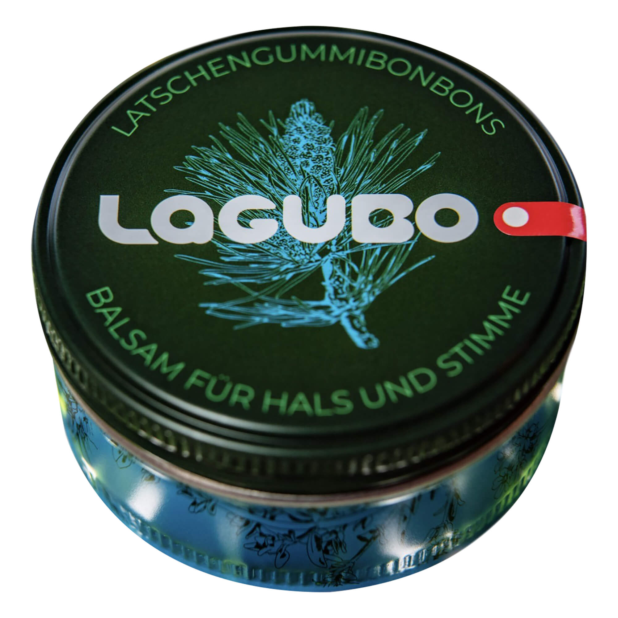 Lagubo Latschengummibonbons