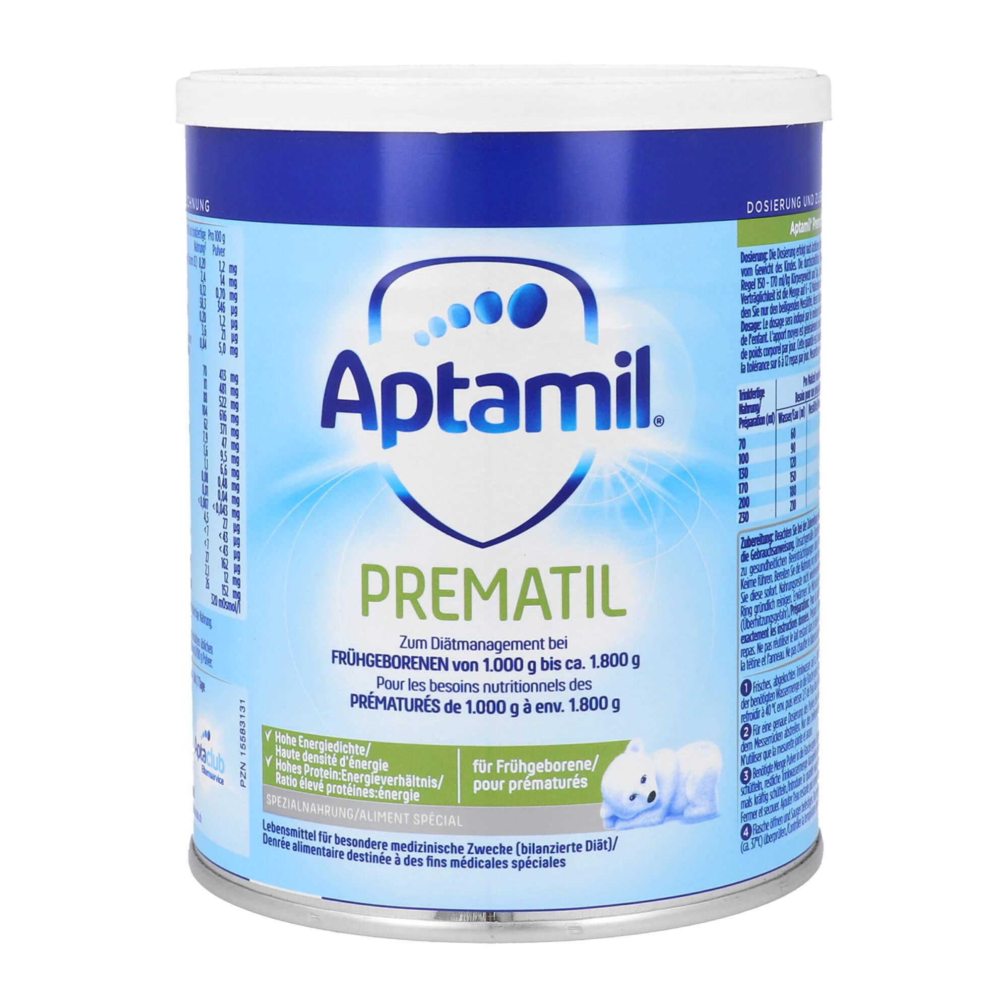 Aptamil Prematil Pulver