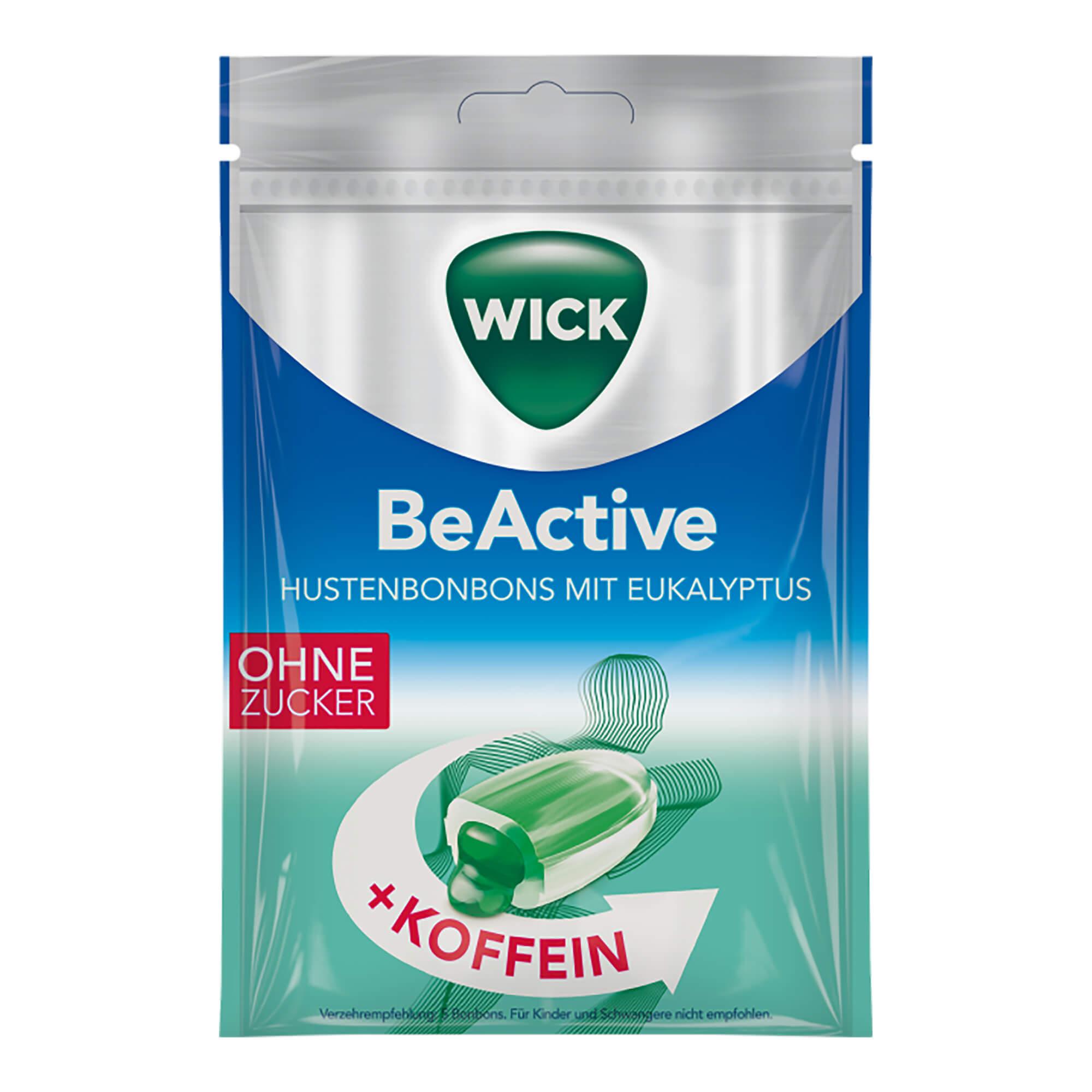 Wick BeActive Bonbons
