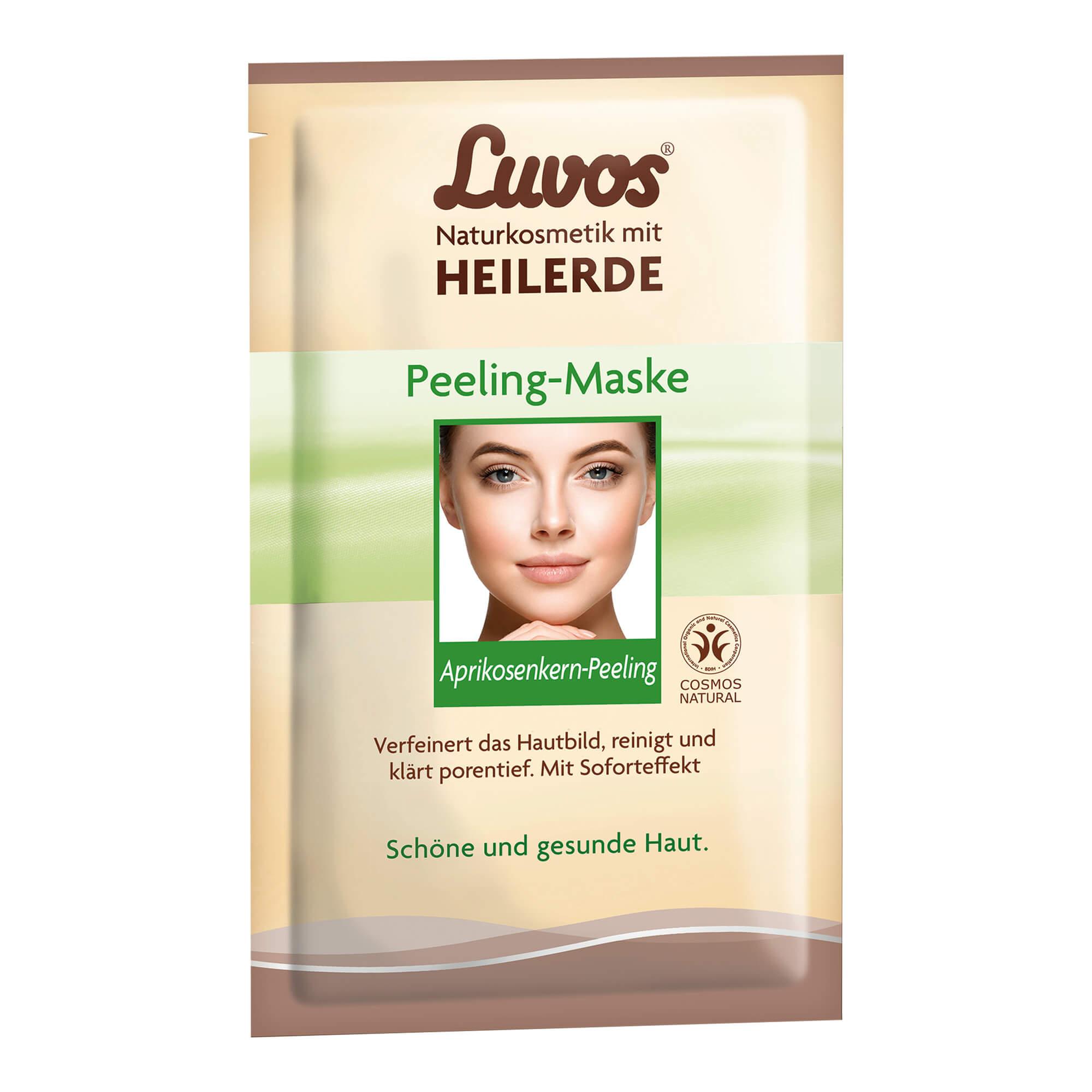 Luvos Heilerde Creme-Maske Peeling