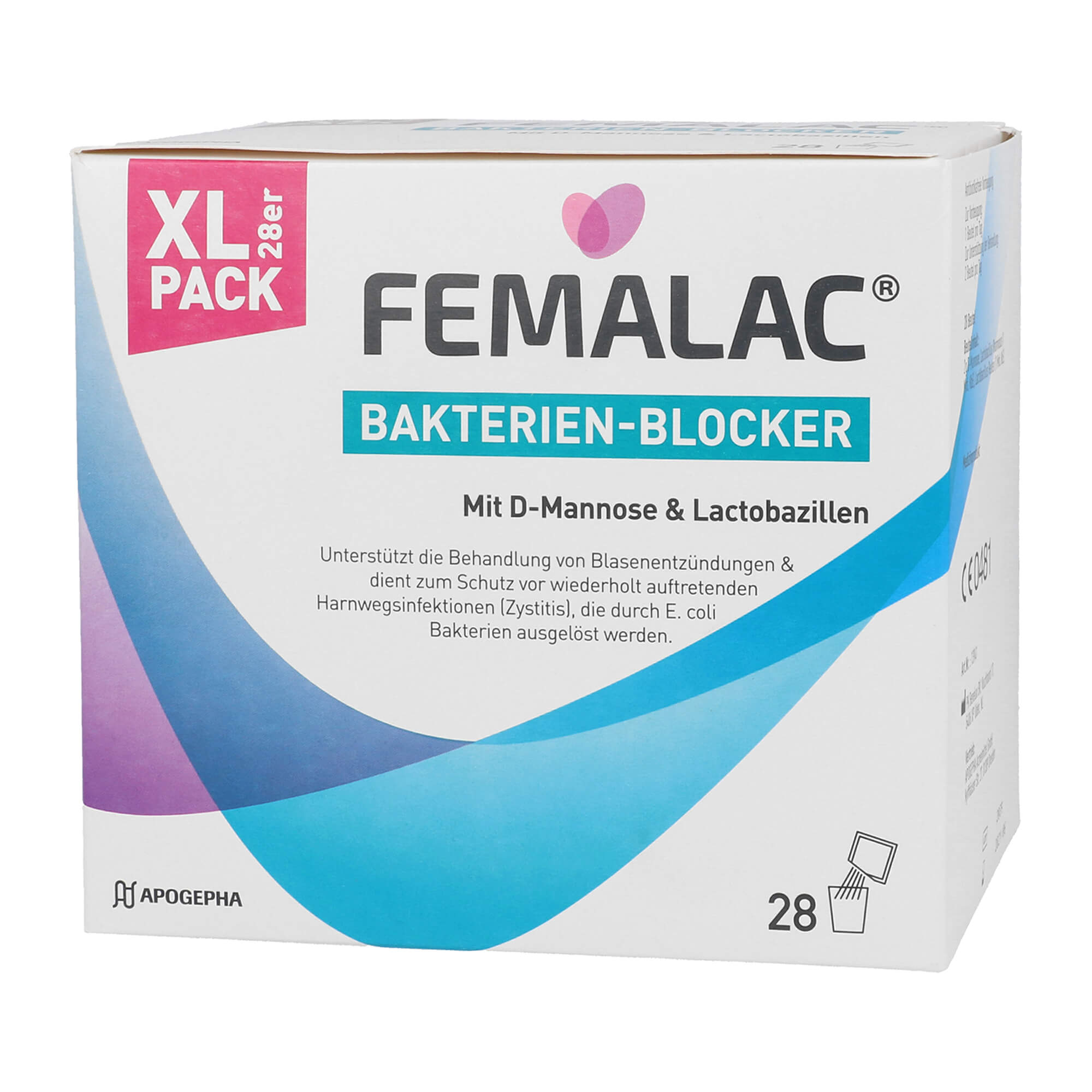 FEMALAC Bakterien-Blocker Pulver