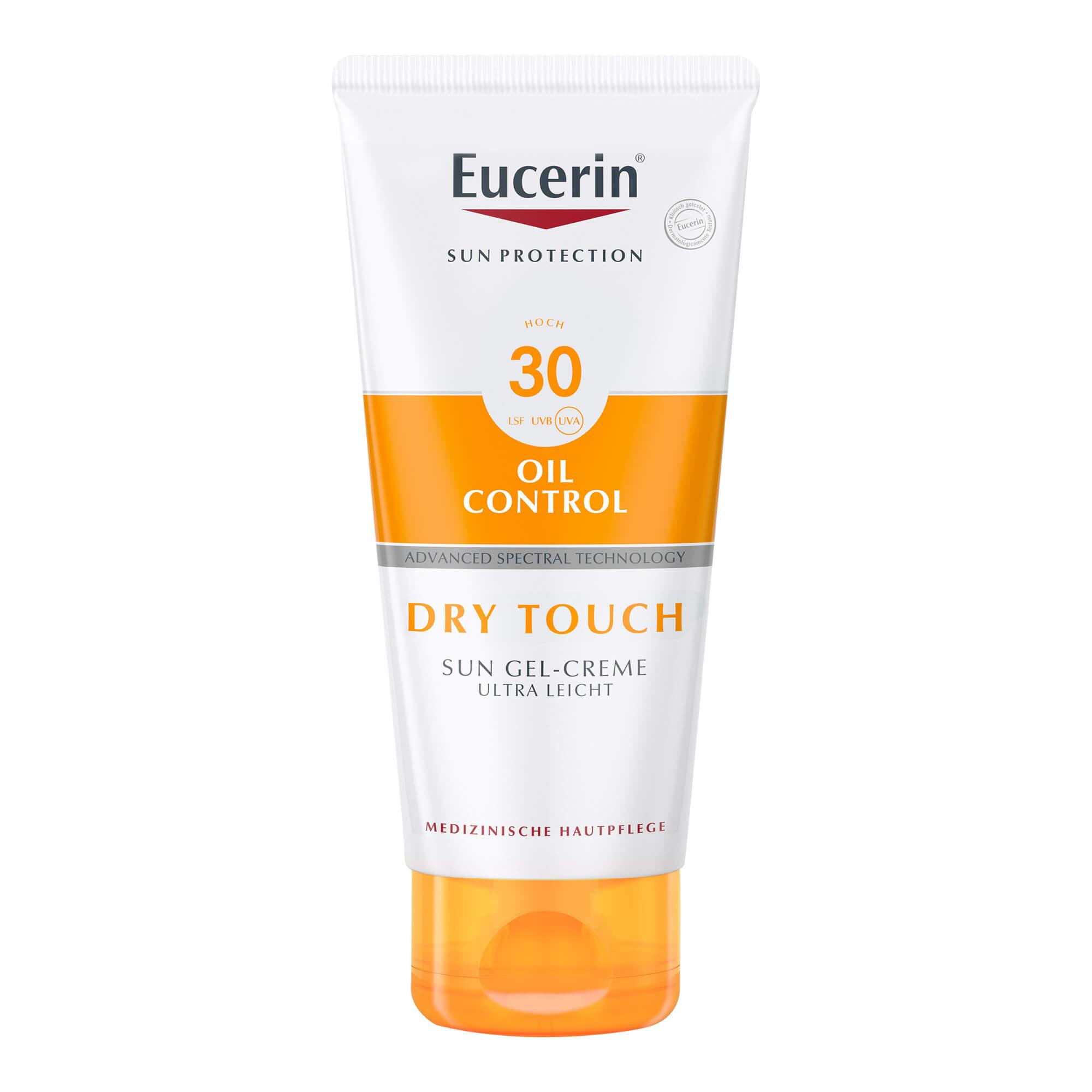 Eucerin Sun Gel-Creme Oil Control Body LSF 30