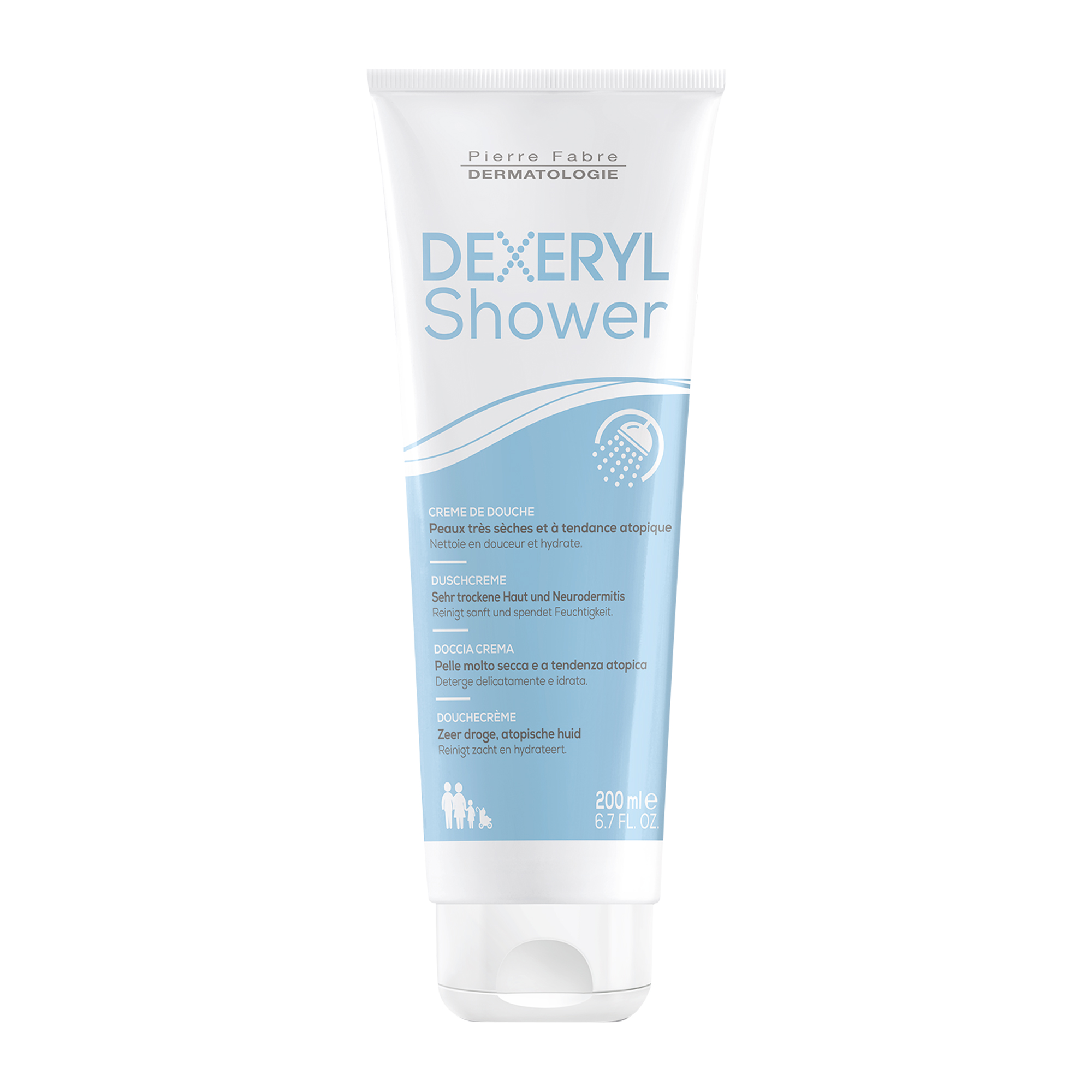 Dexeryl Shower Duschcreme