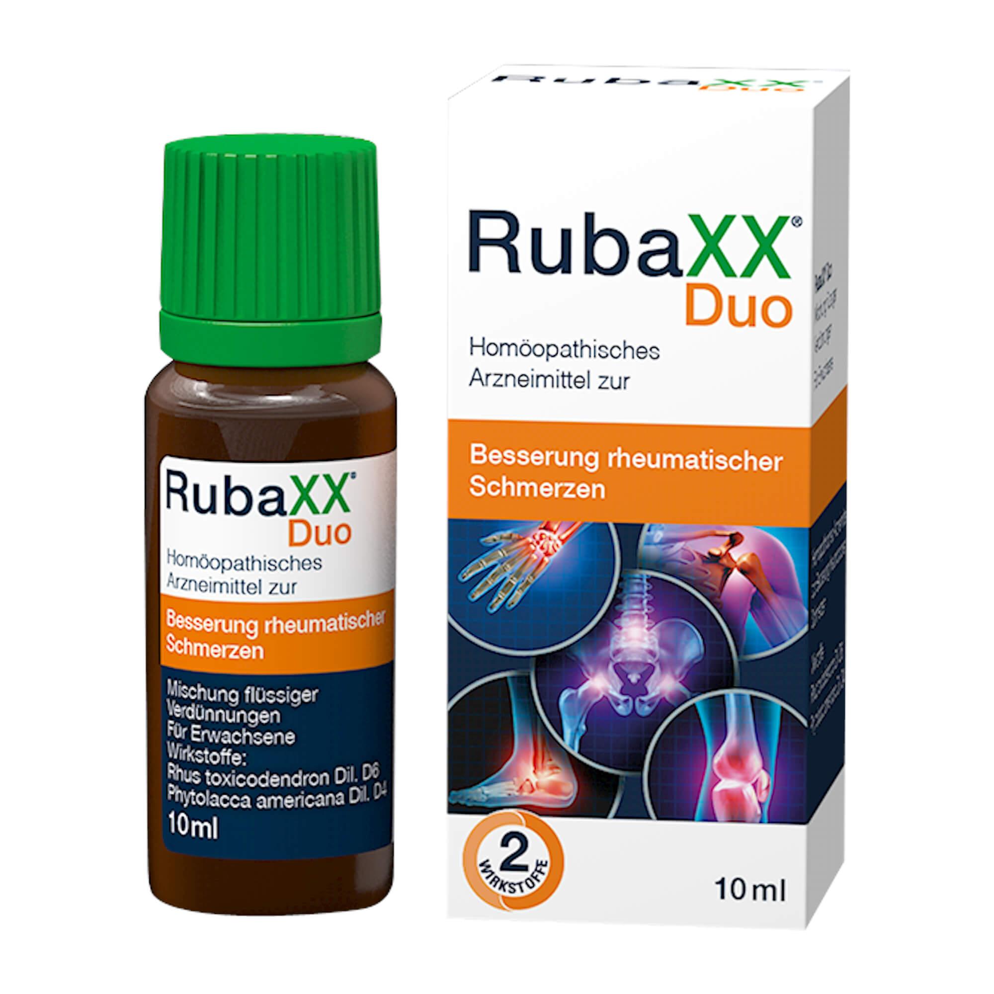 RubaXX Duo