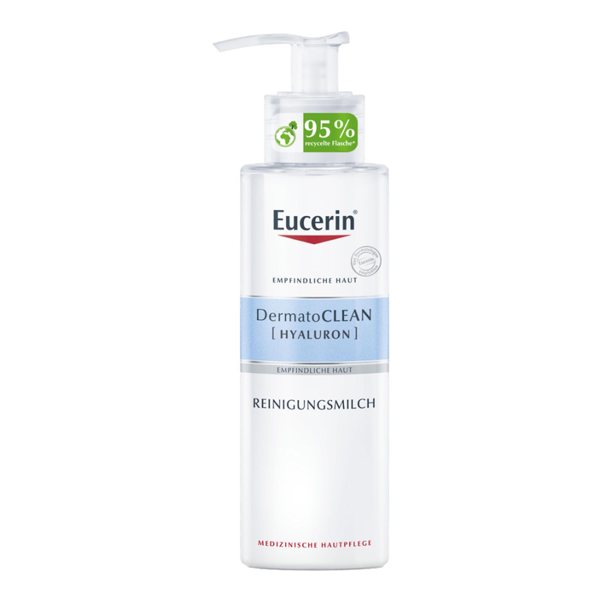Eucerin DermatoCLEAN Hyaluron Reinigungsmilch
