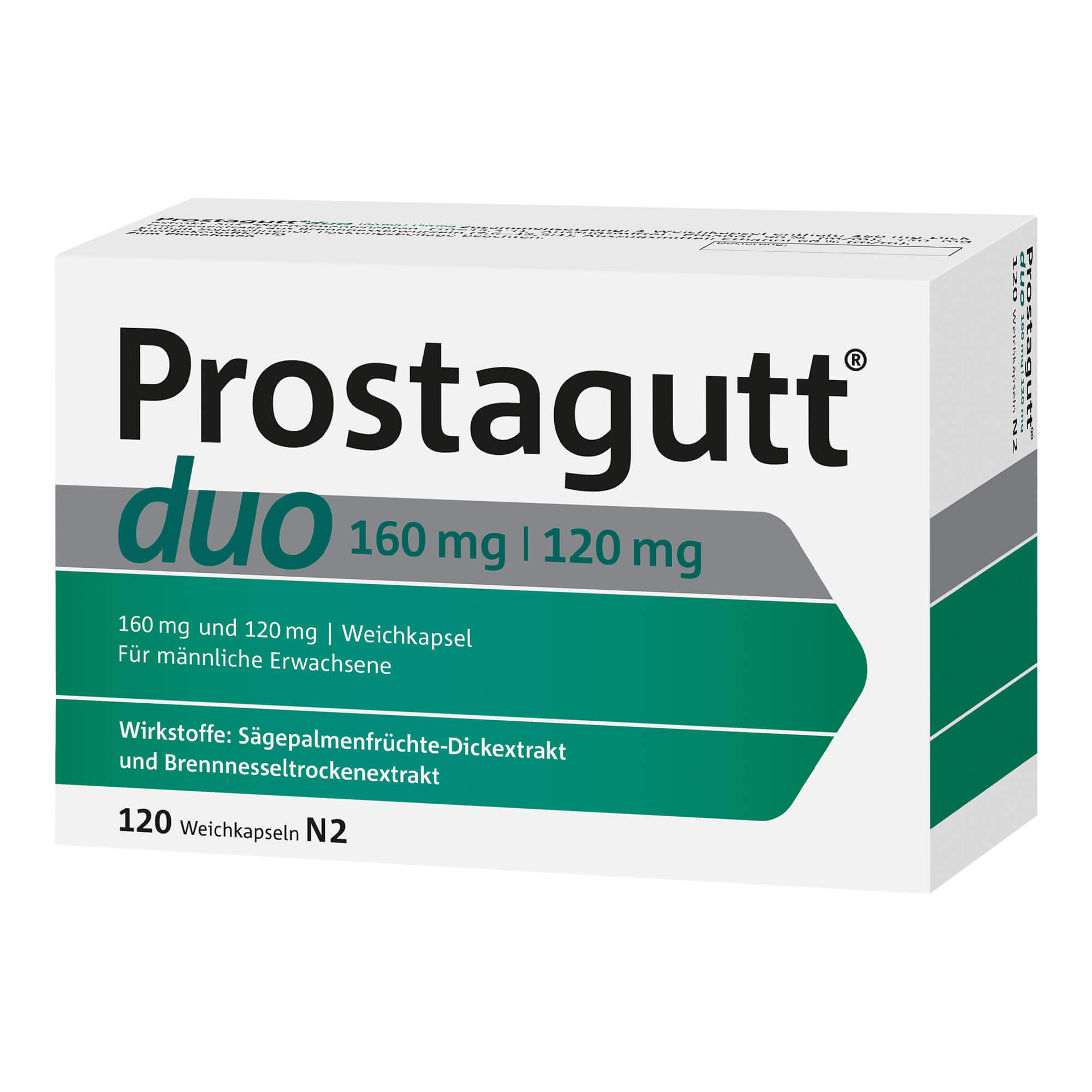 Prostagutt duo 160 mg / 120 mg