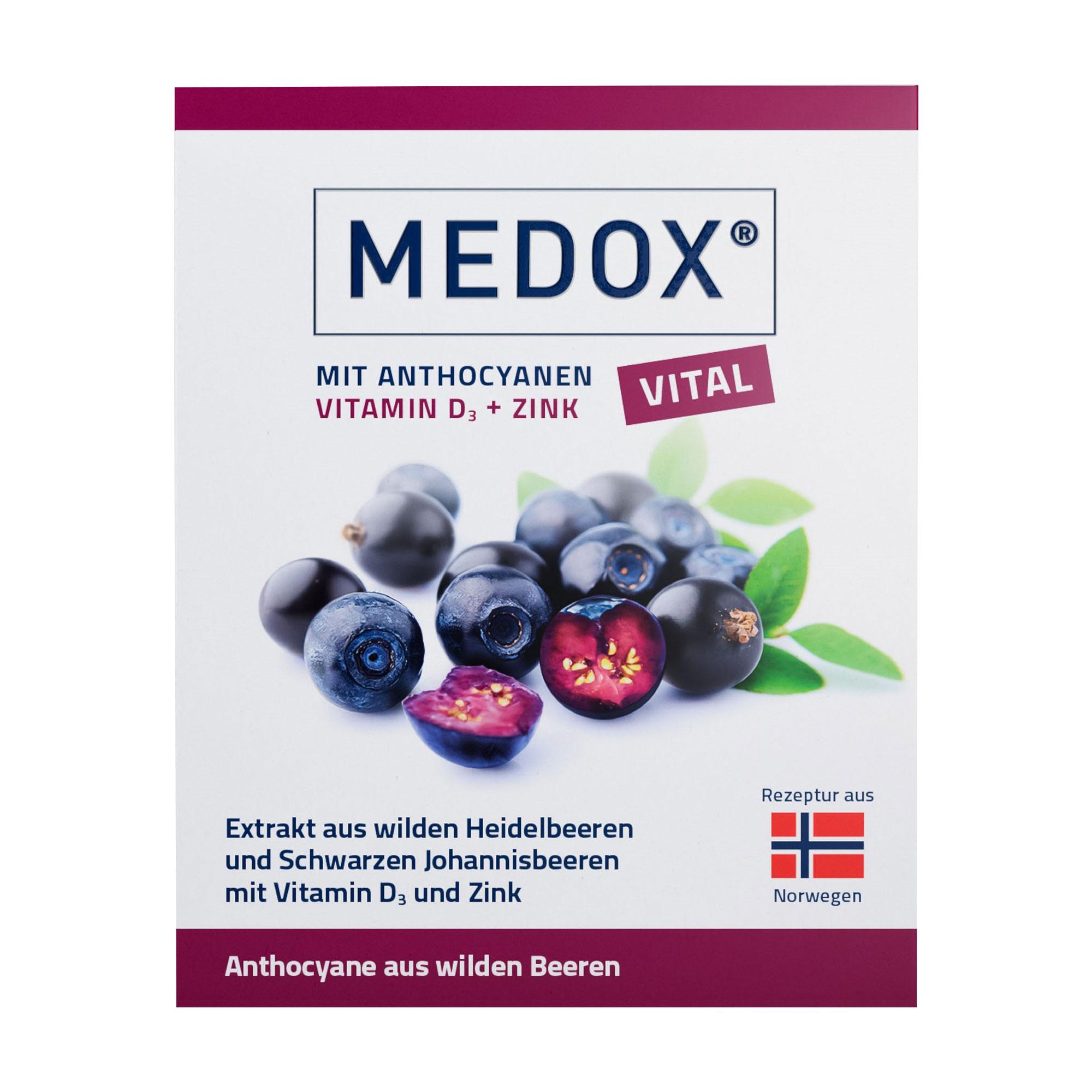Medox Vital Kapseln