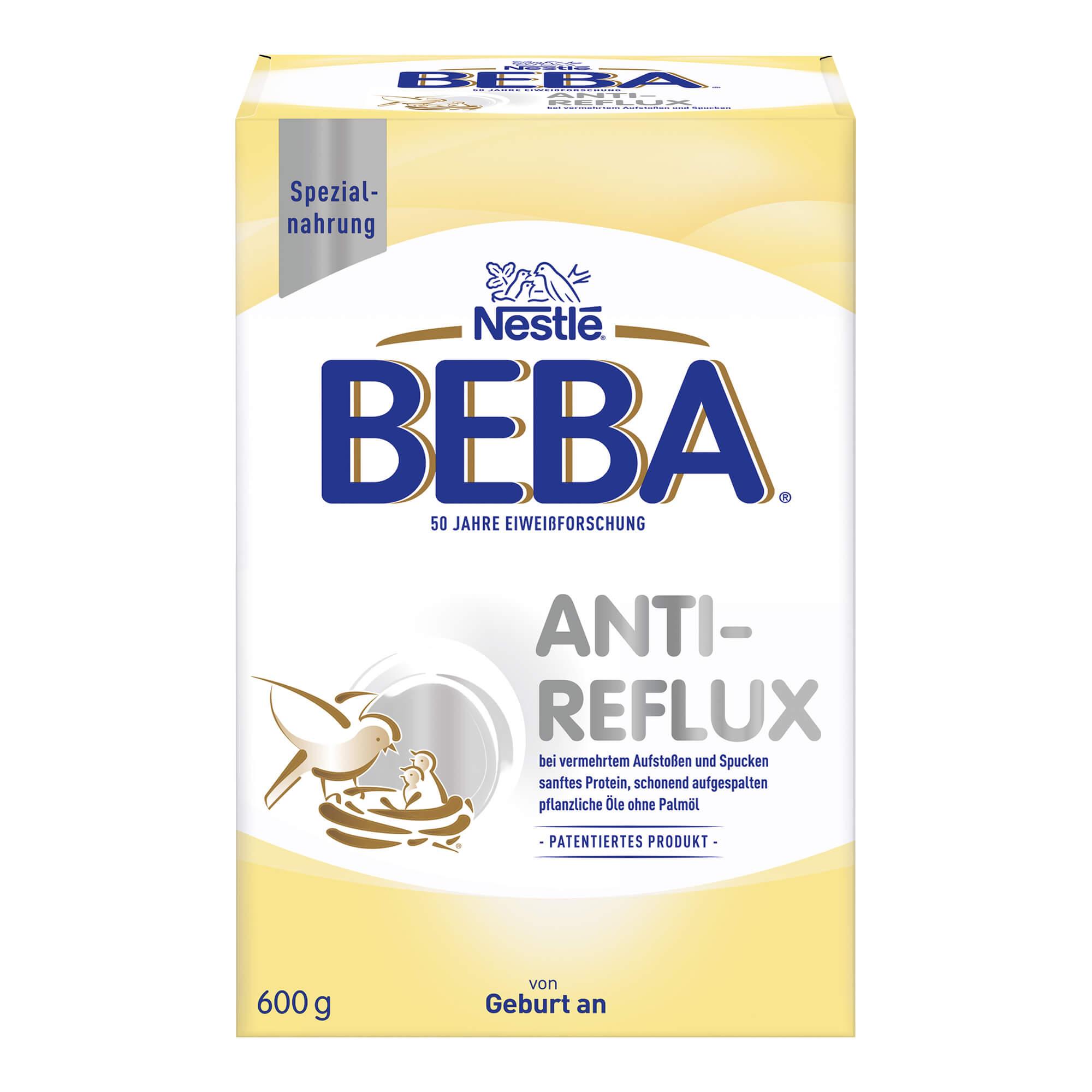 Nestle BEBA Anti-Reflux Pulver