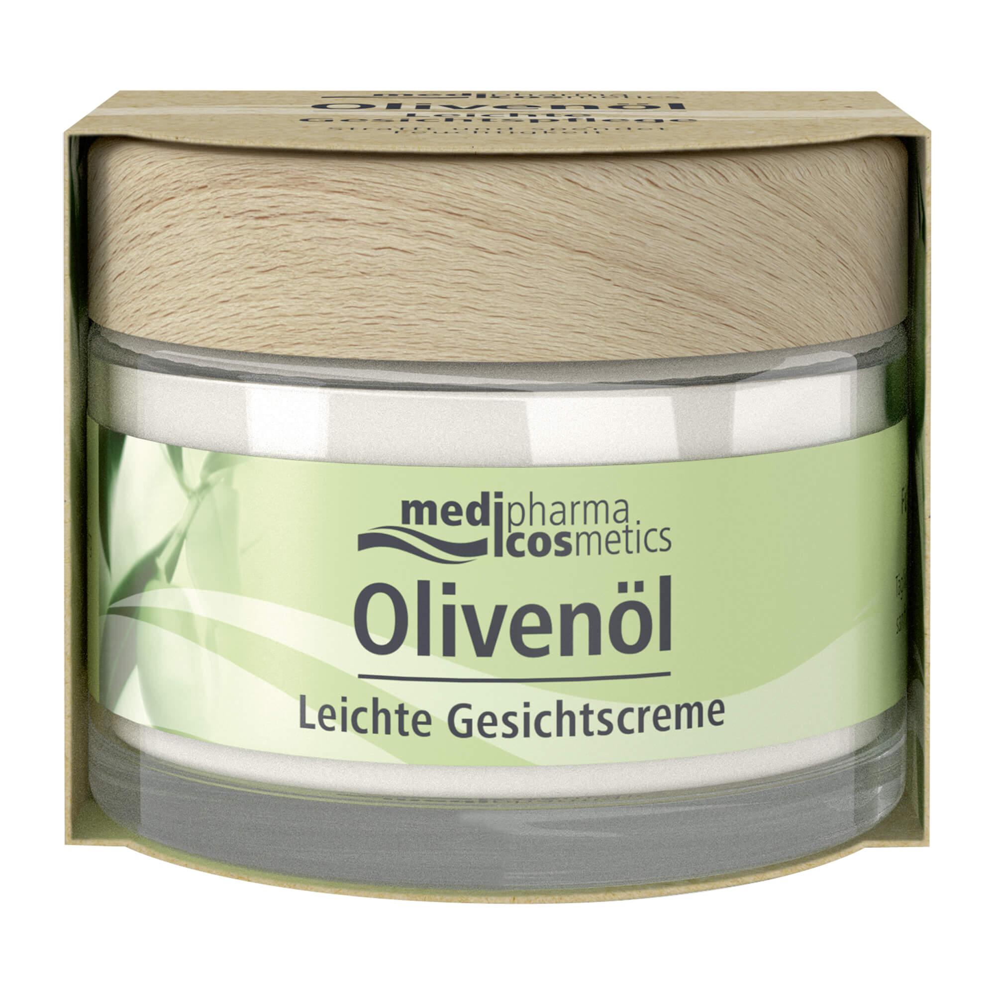 Olivenöl Leichte Gesichtscreme