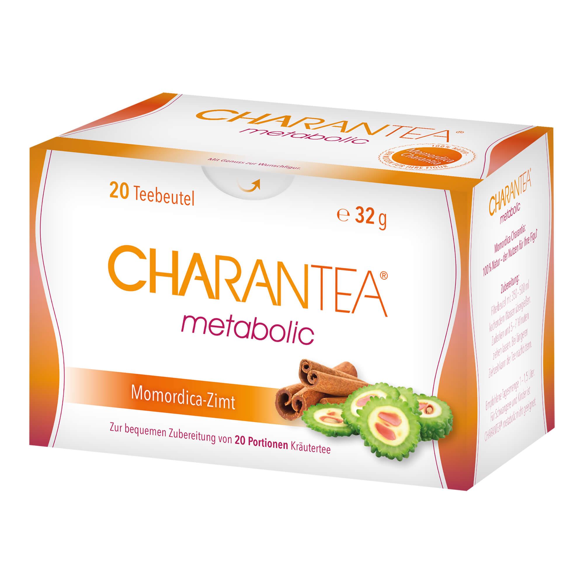 Charantea metabolic Zimt