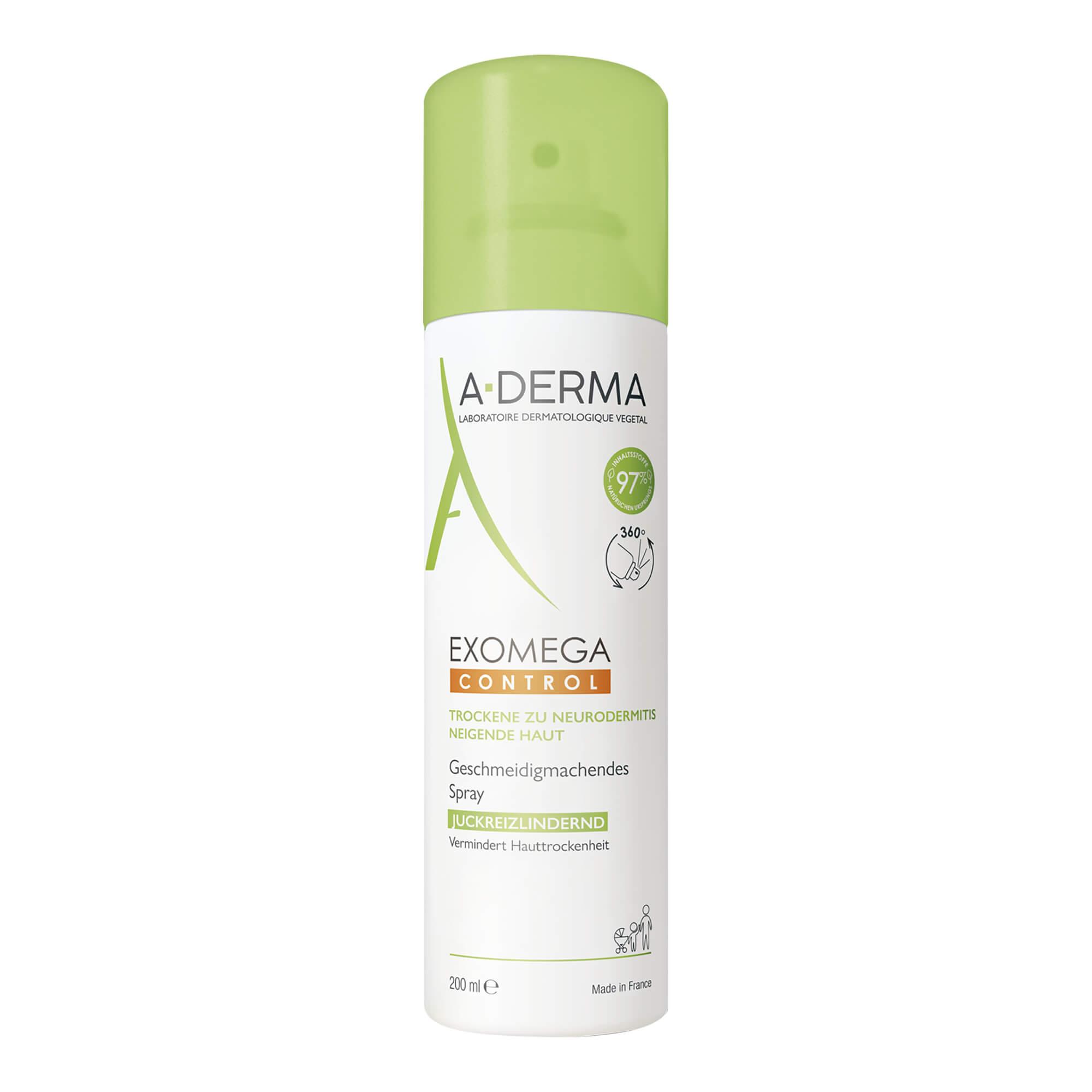 A-Derma Exomega Control Spray