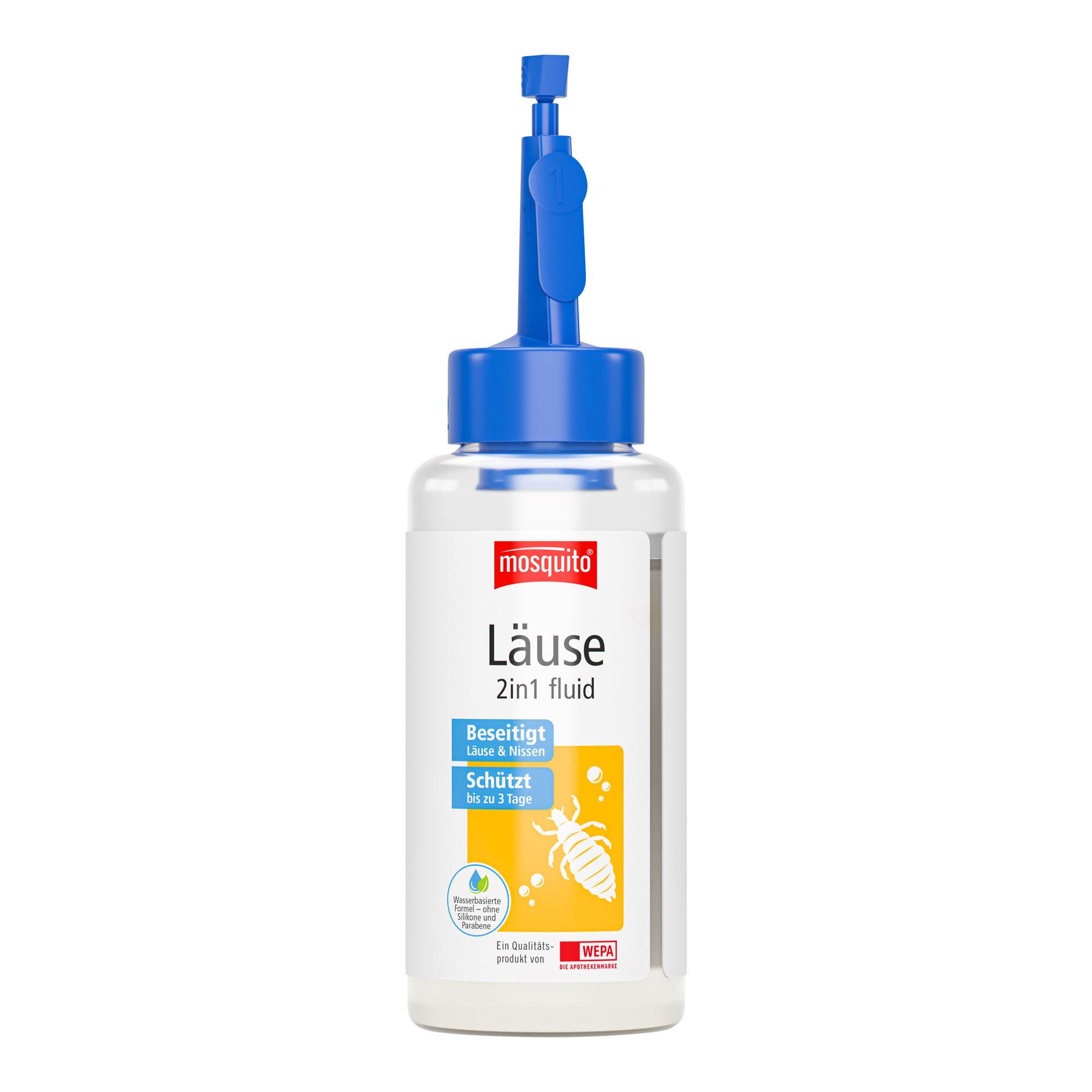 Mosquito Läuse 2in1 Fluid
