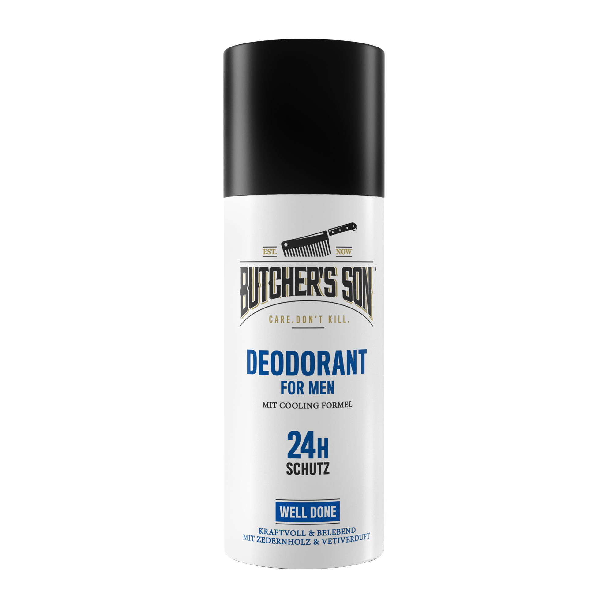 Butcher's Son Deodorant Spray Well Done