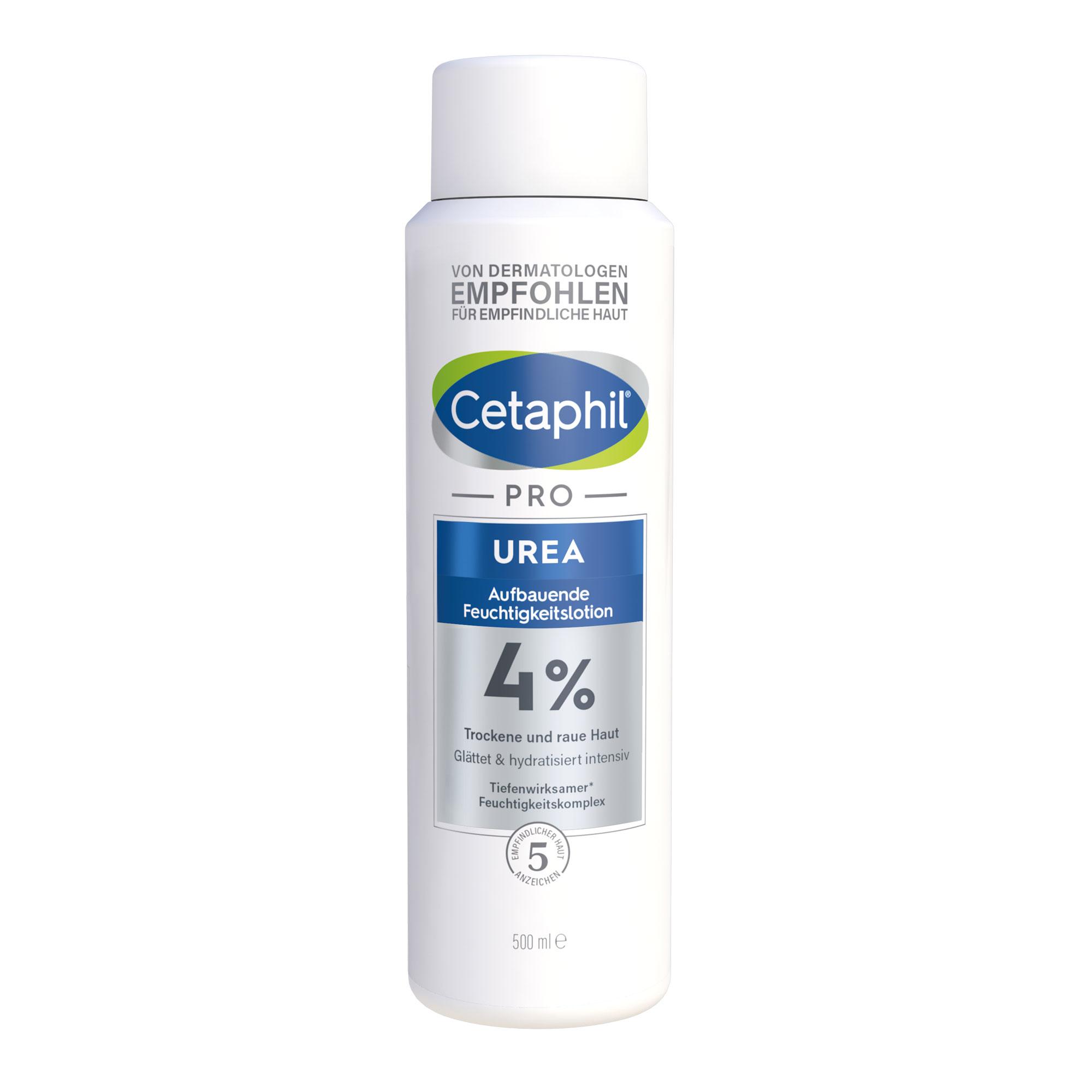 Cetaphil Pro Urea 4% Lotion