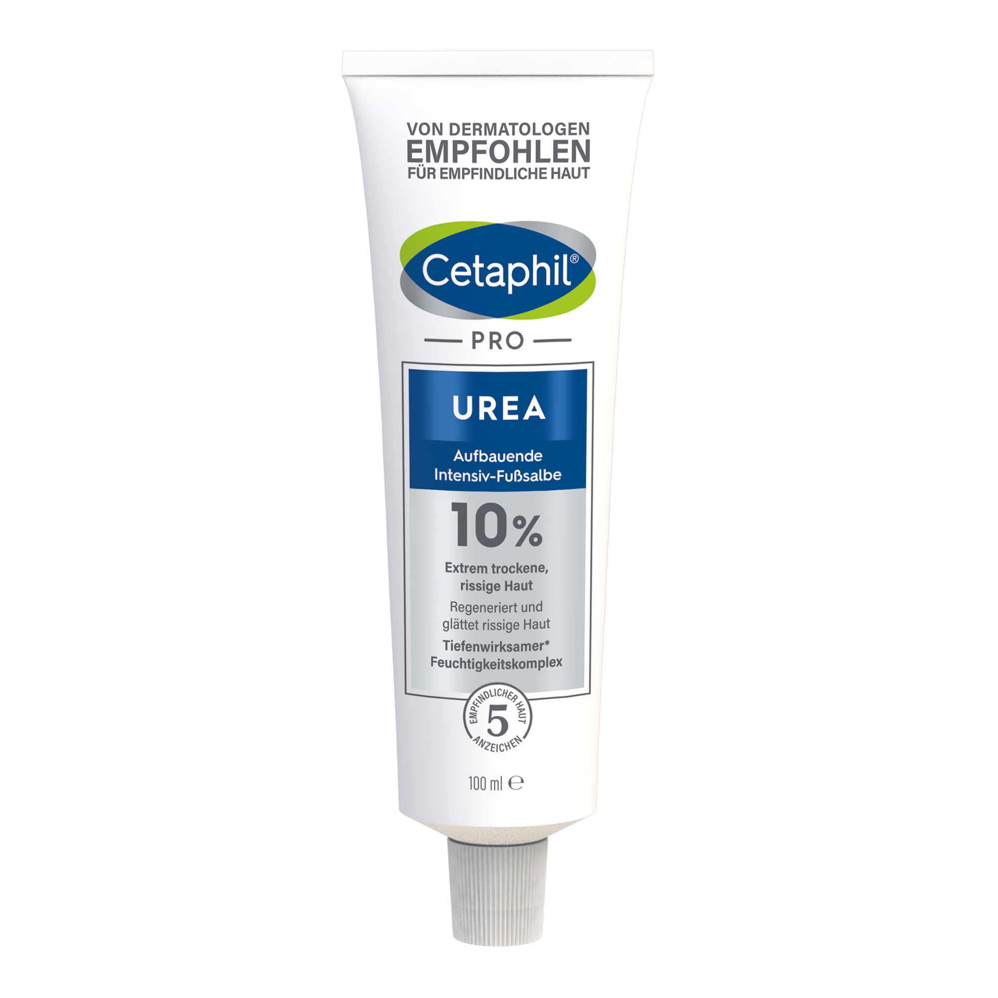 Cetaphil Pro Urea 10% Fußsalbe