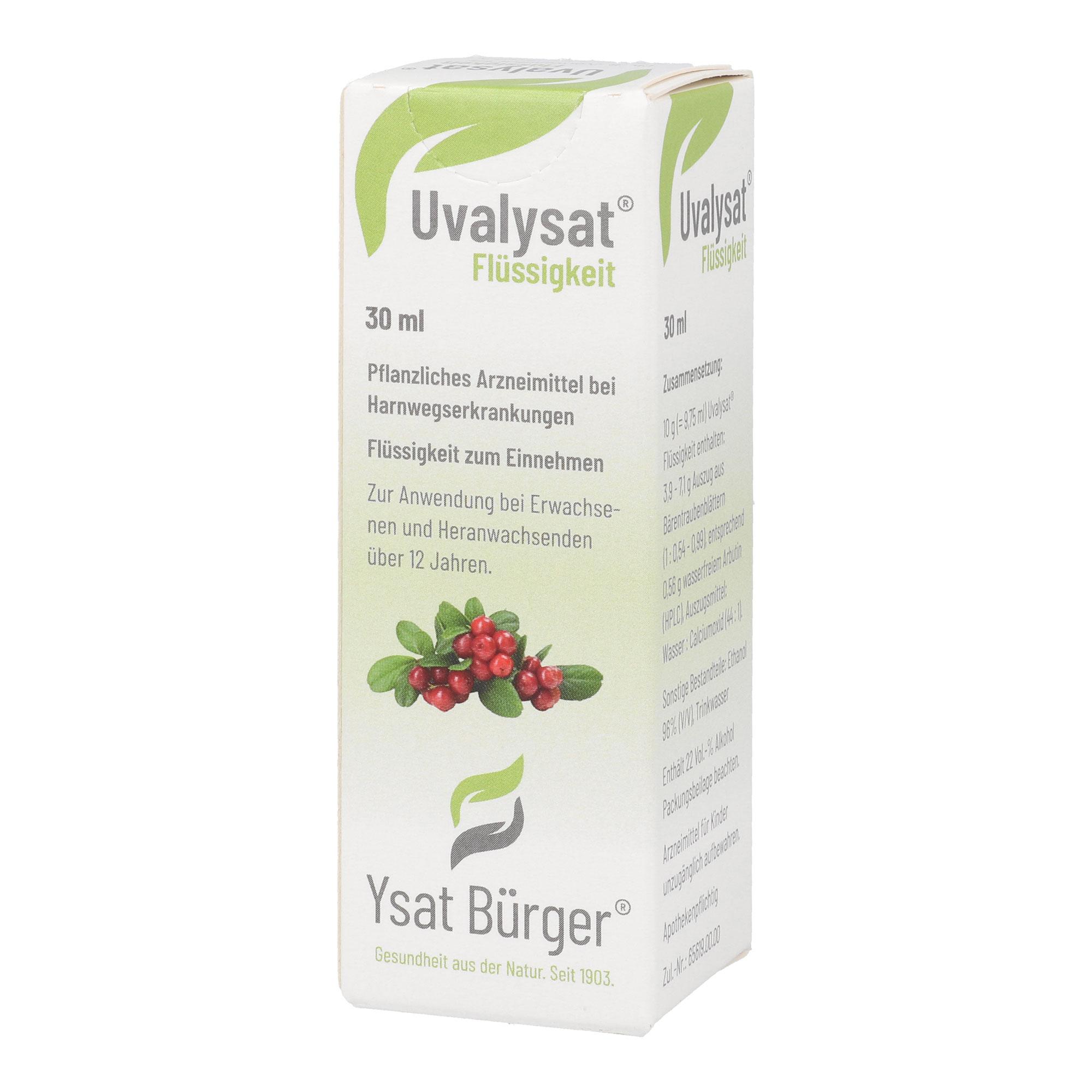 Uvalysat Flüssigkeit zum Einnehmen
