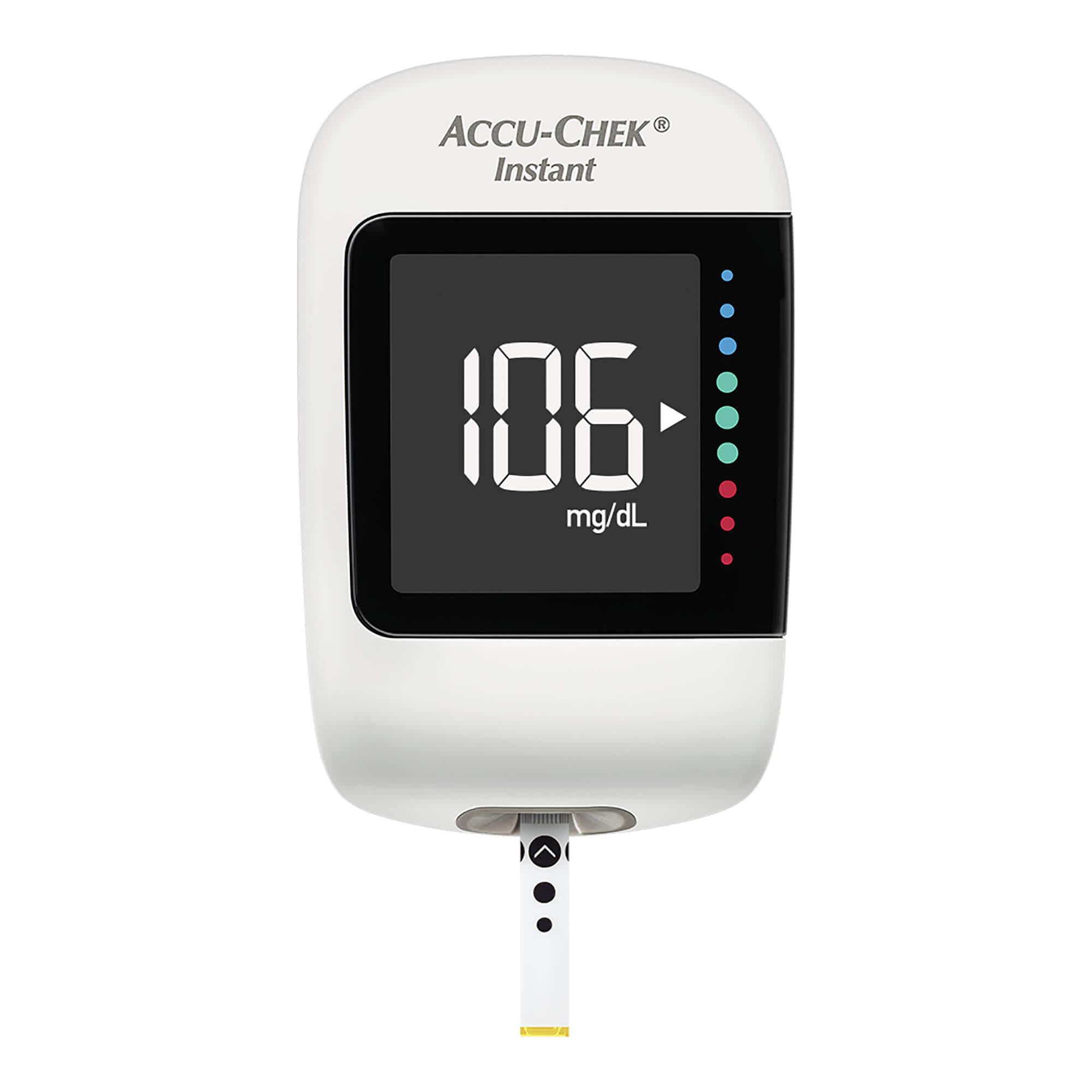 Accu-Chek Instant Set mg/dl