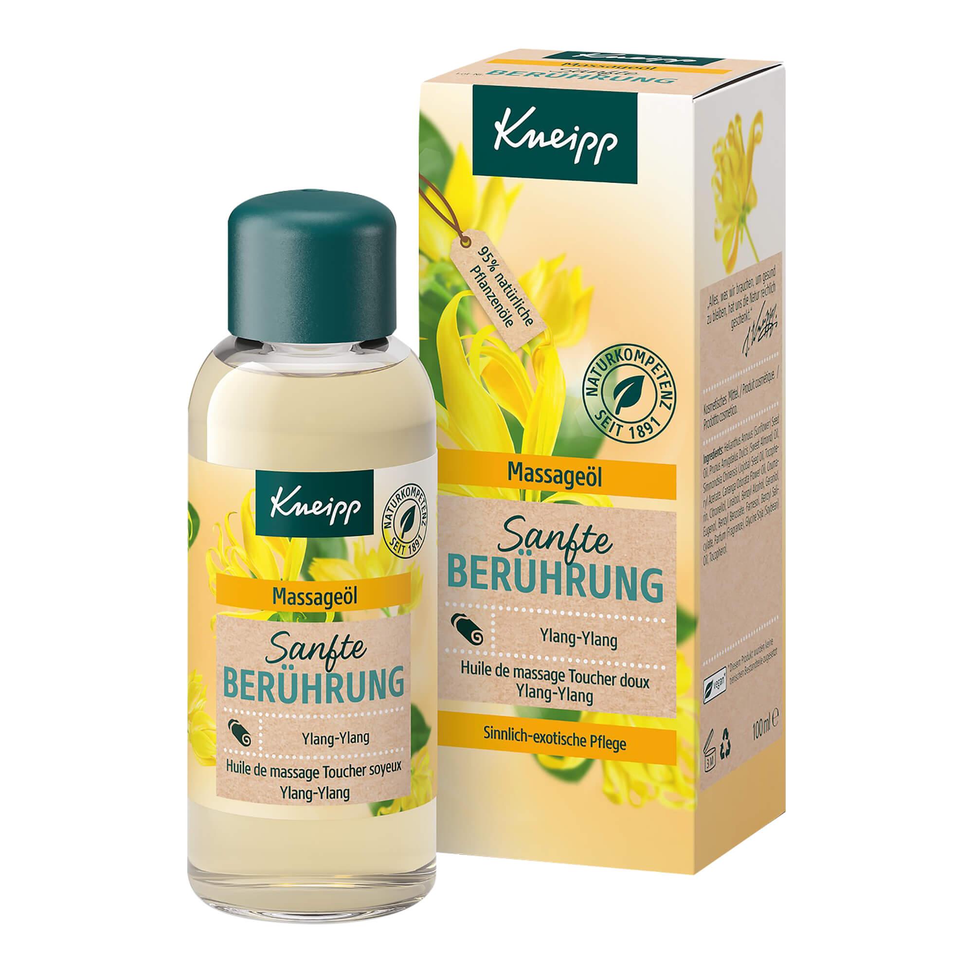 Kneipp Massageöl Sanfte Berührung