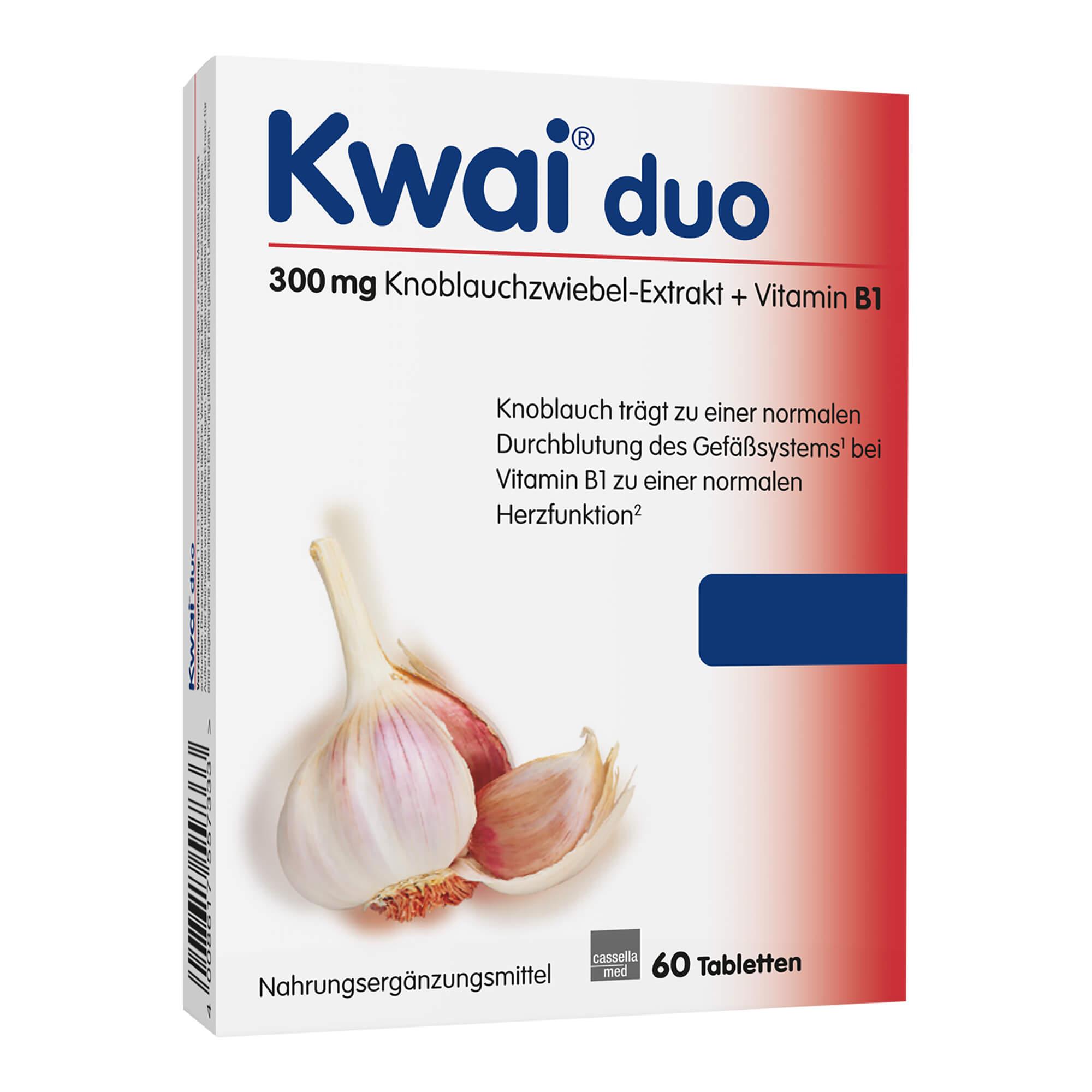 Kwai duo Tabletten