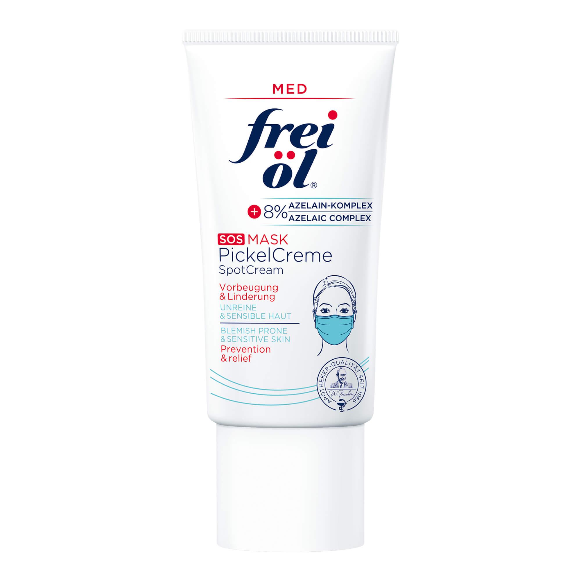 Frei Öl SOS Mask PickelCreme