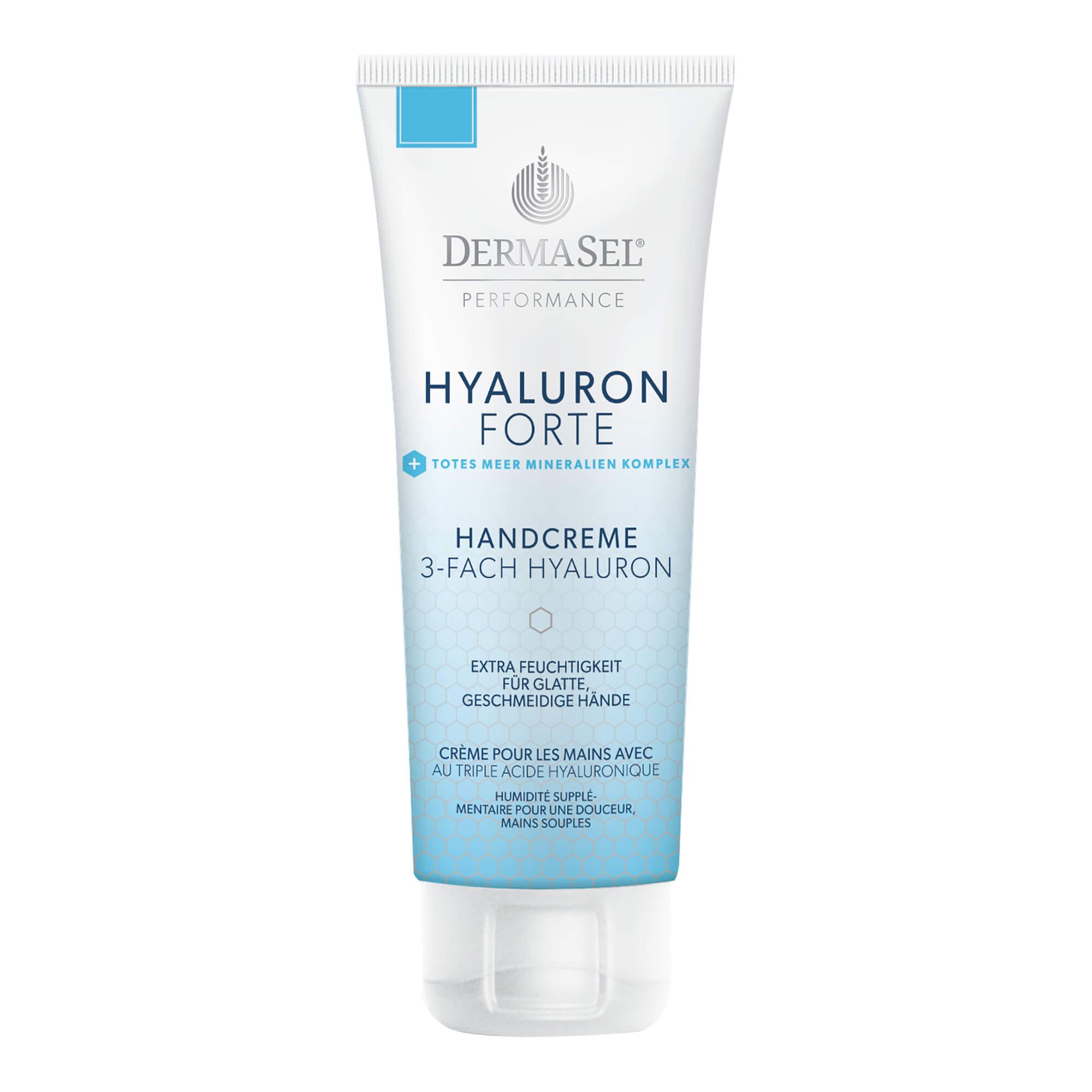 DermaSel Hyaluron Forte Handcreme